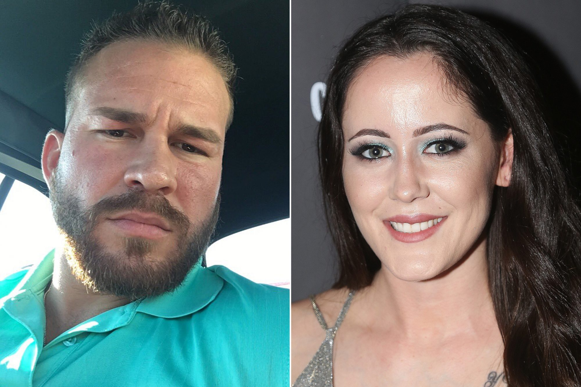 Nathan Griffith, Jenelle Evans