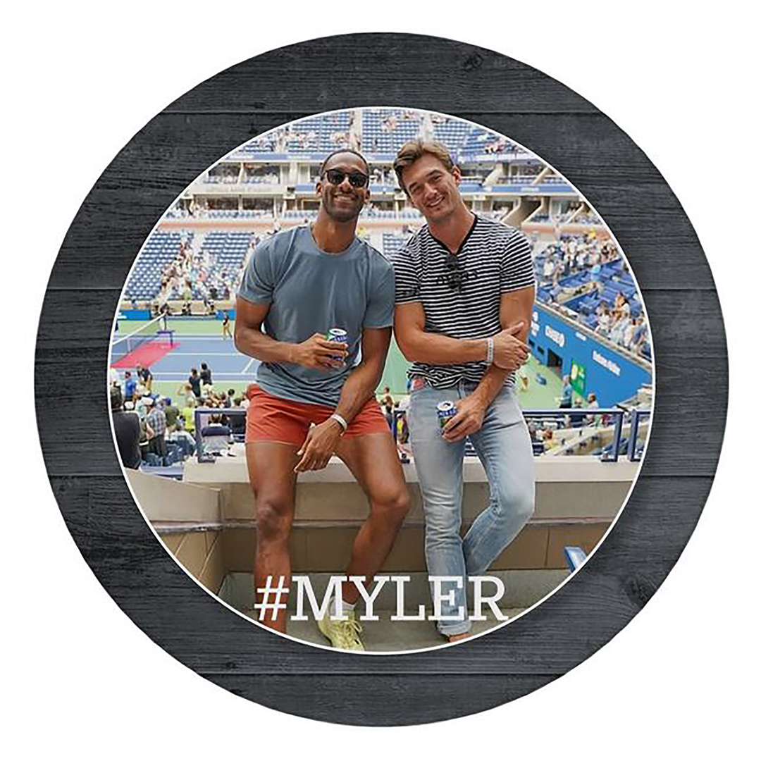 Tyler Cameron BFF Items for New House from Shutterfly