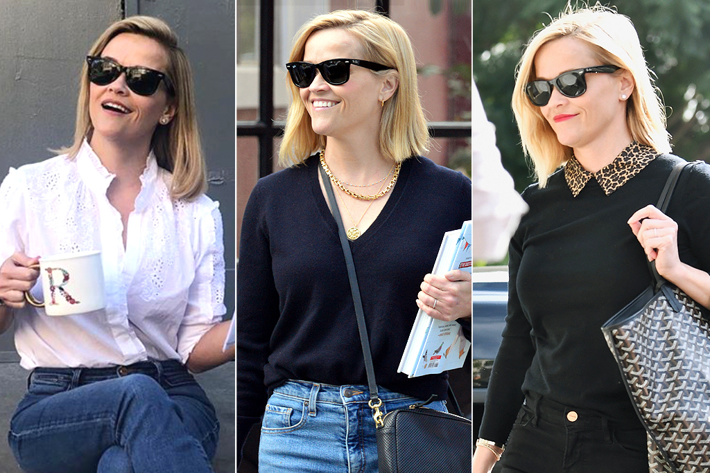Reese Witherspoon raybans