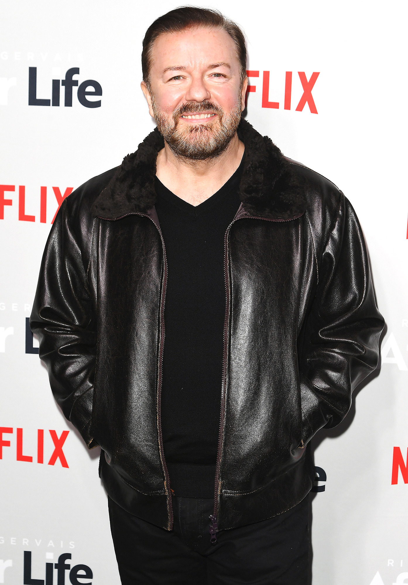 "Ricky Gervais attends the ""After Life"" For Your Consideration Event"