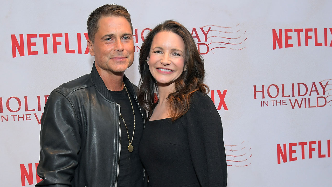 From Baking to Carols: Find out How Kristin Davis & Rob Lowe Spend the Holidays with Their Kids