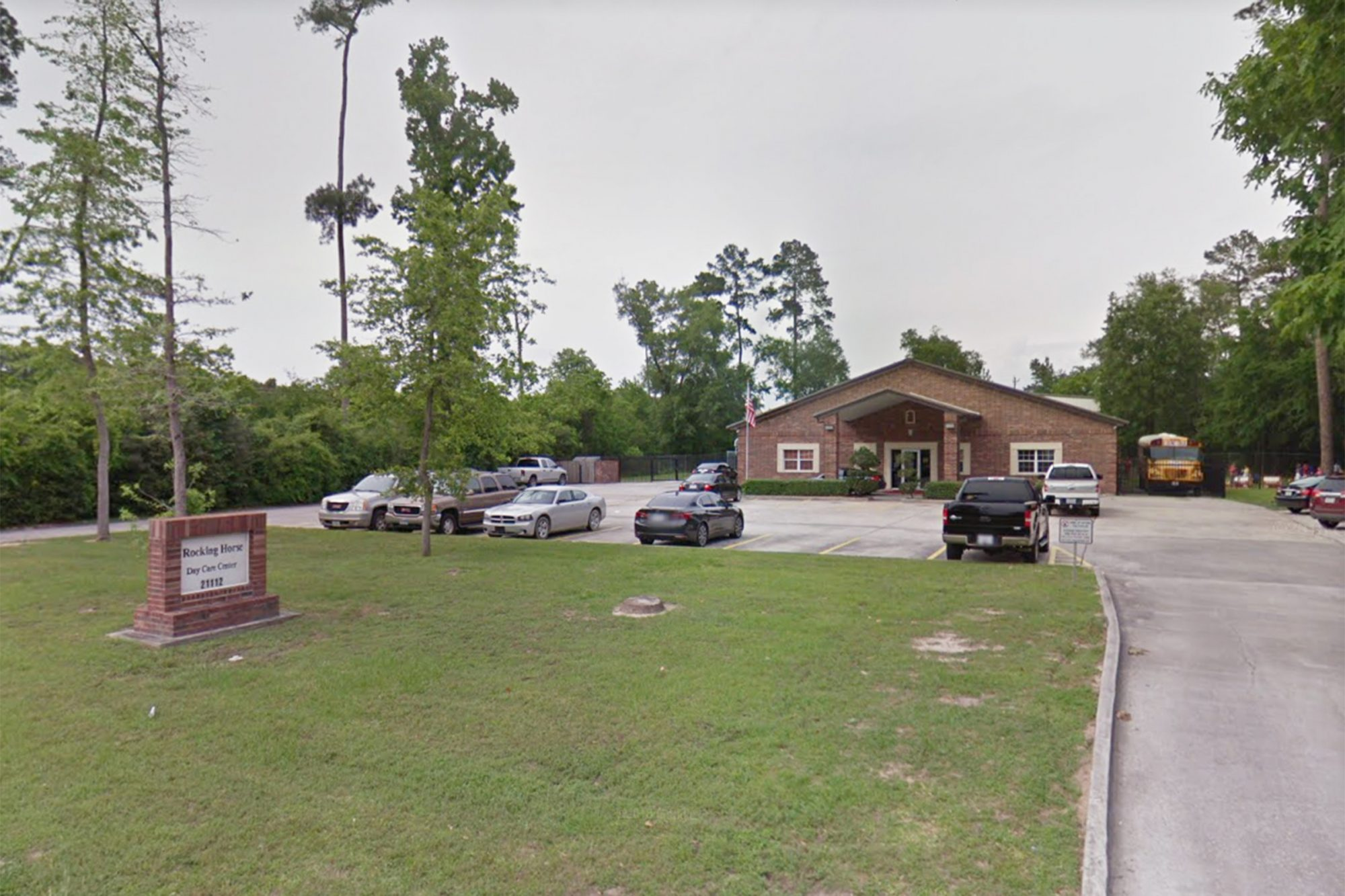 Rocking Horse Day Care Center in Kingwood, Texas