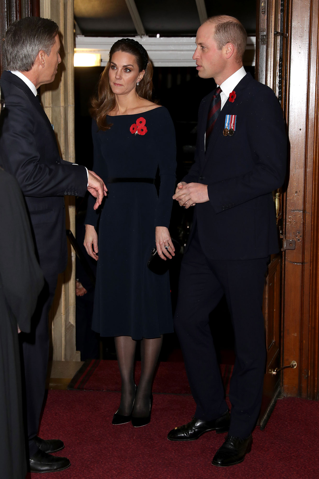 Catherine, Duchess of Cambridge and Prince William, Duke of Cambridg