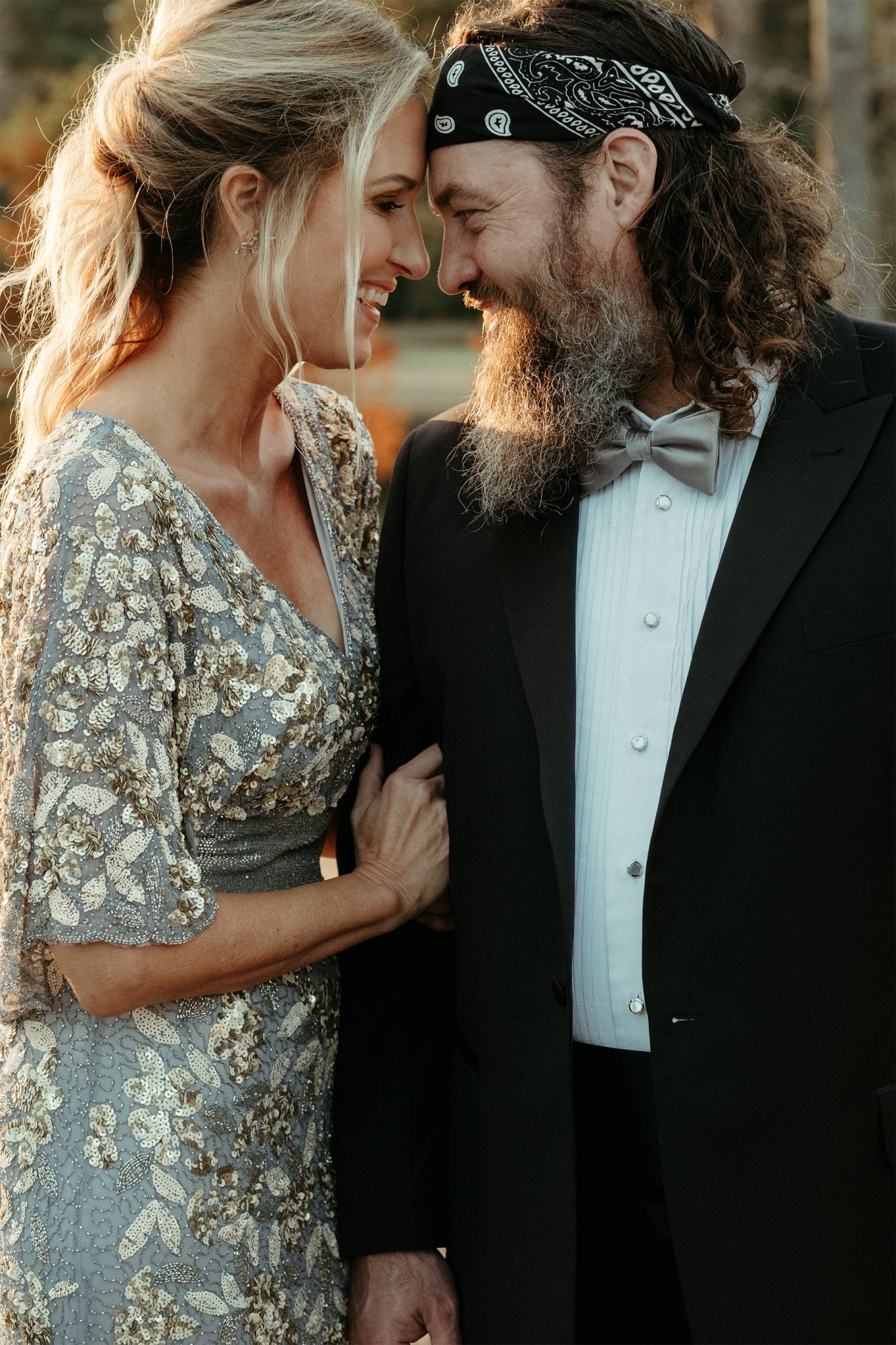 Duck Dynasty's Korie and Willie Robertson