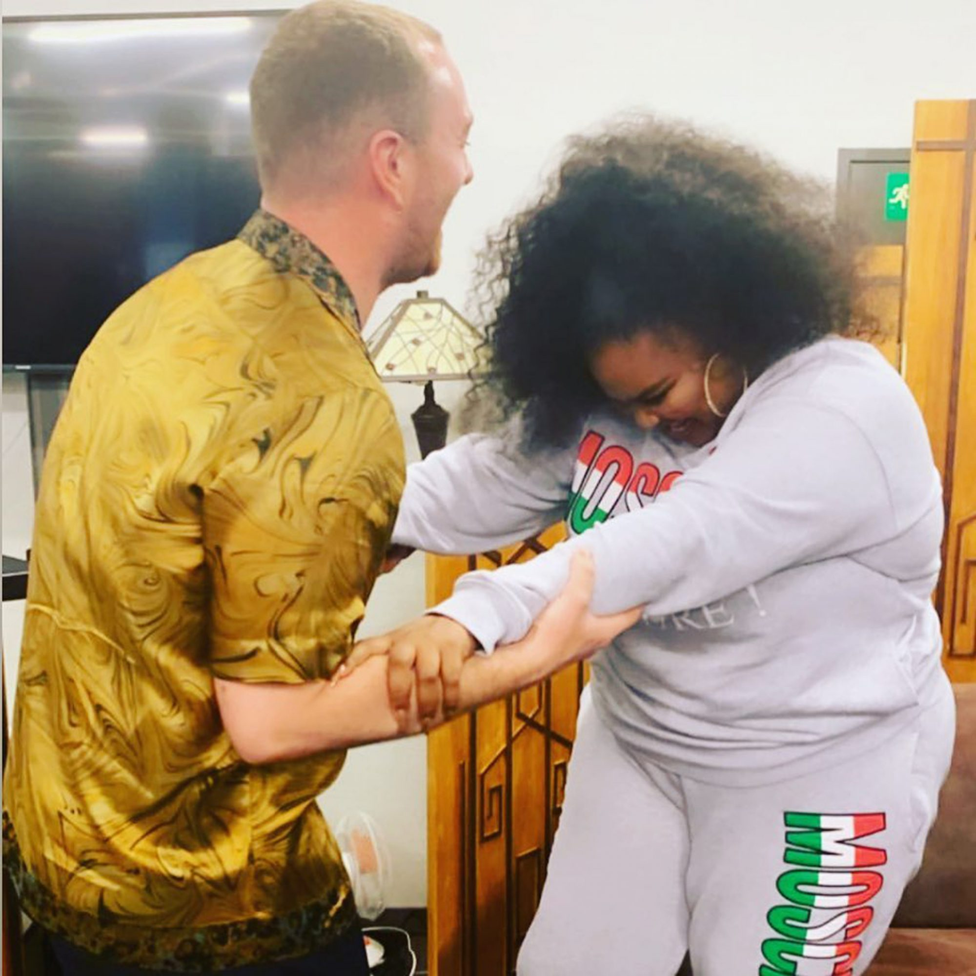 Starstruck celebs Lizzo Sam Smith
