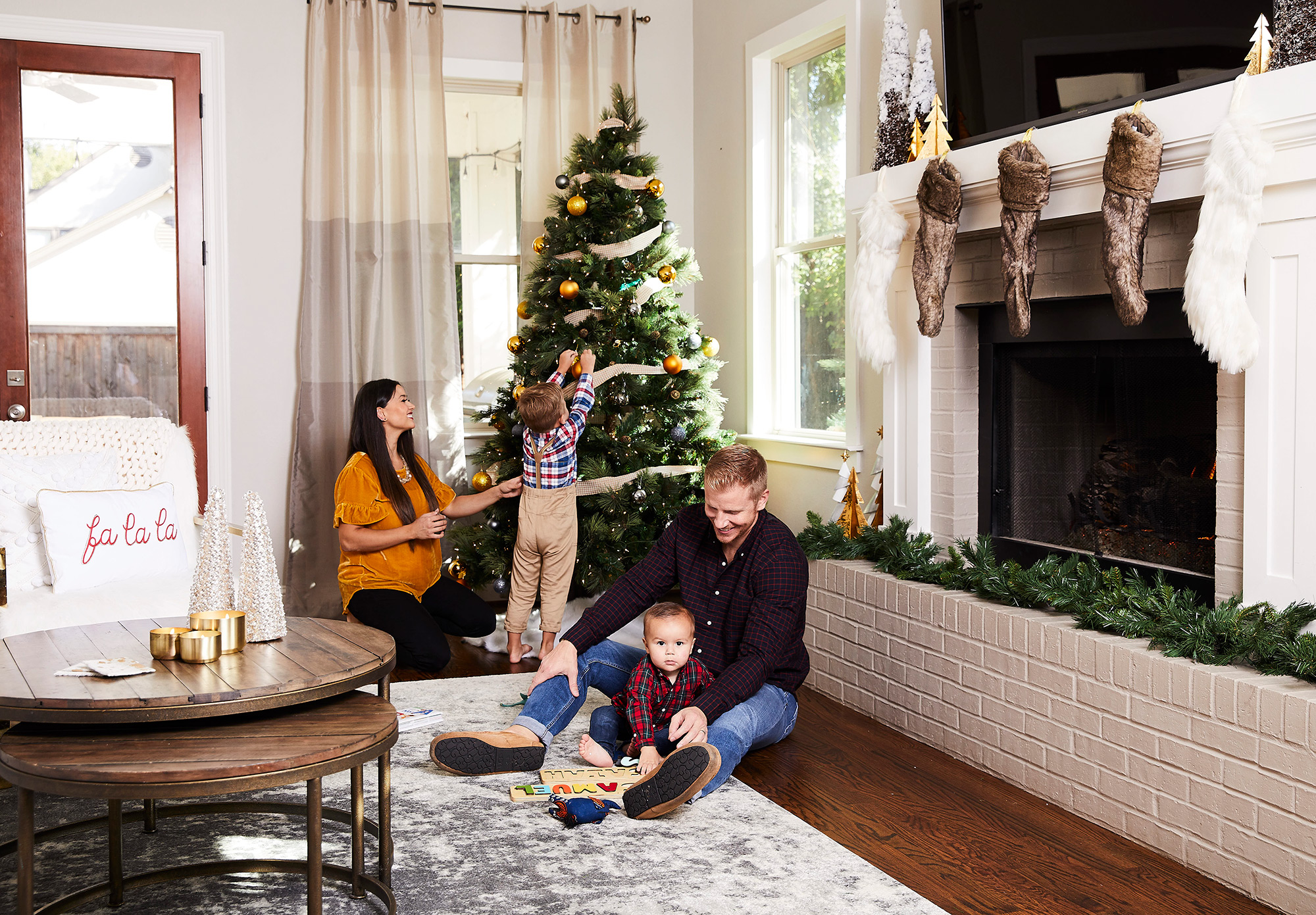 Sean and Catherine Lowe Wayfair Collection