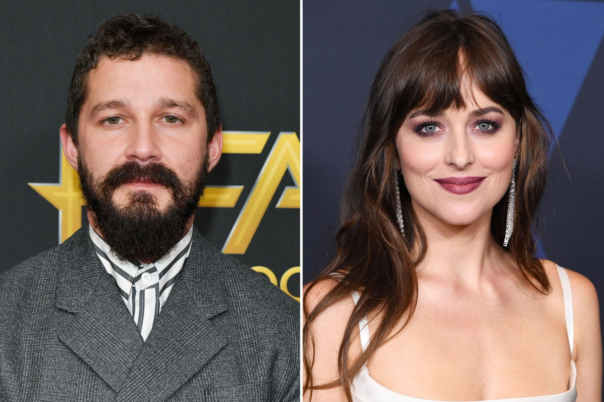Shia LaBeouf Dakota Johnson