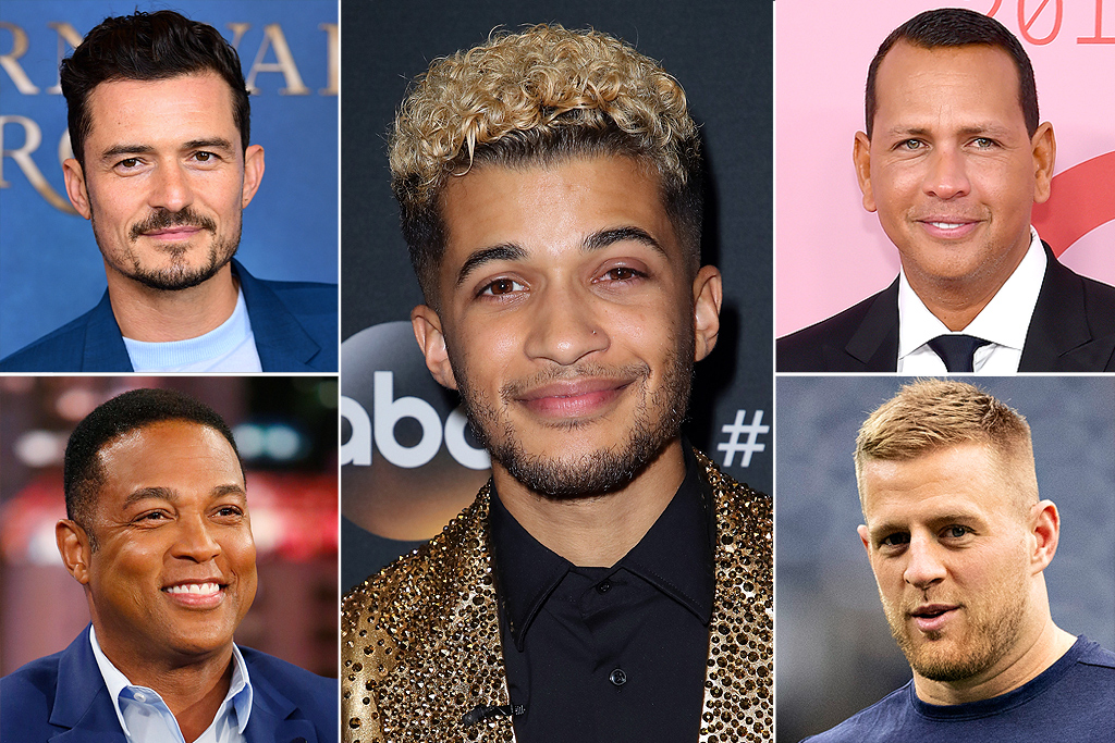 SMA POLL; Sexiest Groom-to-Be; JJ Watt Don Lemon Orlando Bloom Alex Rodriguez Jordan Fisher