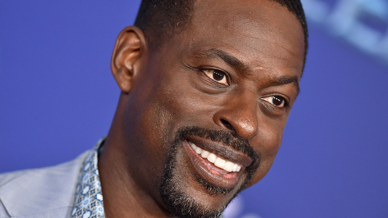 Sterling K. Brown Was 'So Nervous' to Sing for Frozen 2