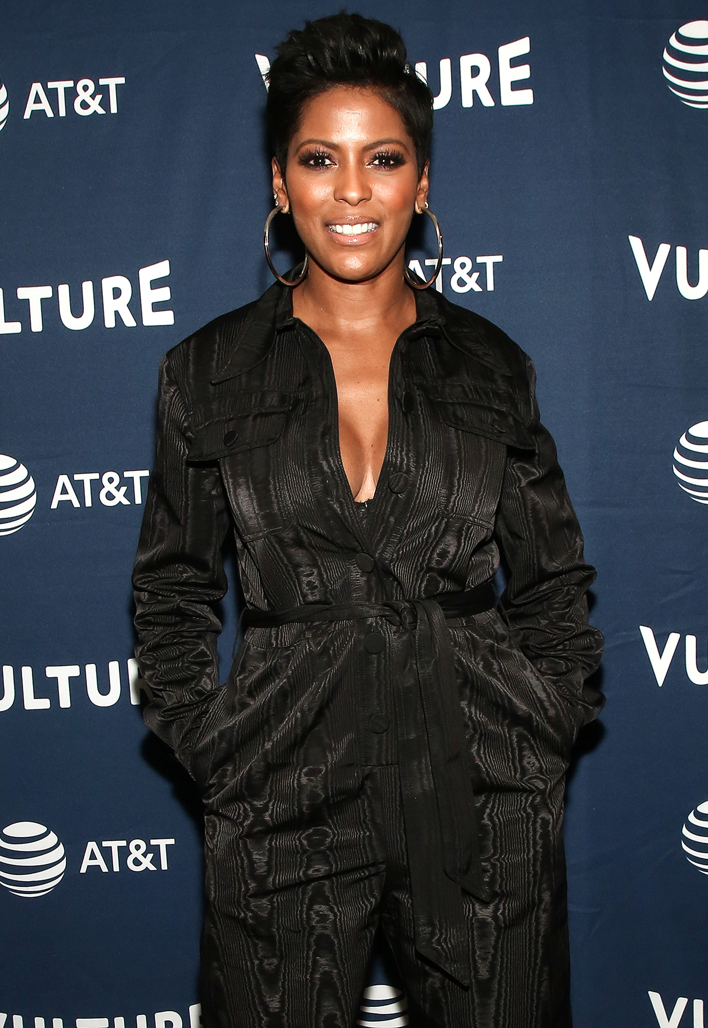 Tamron Hall attends the Vulture Festival Los Angeles 2019