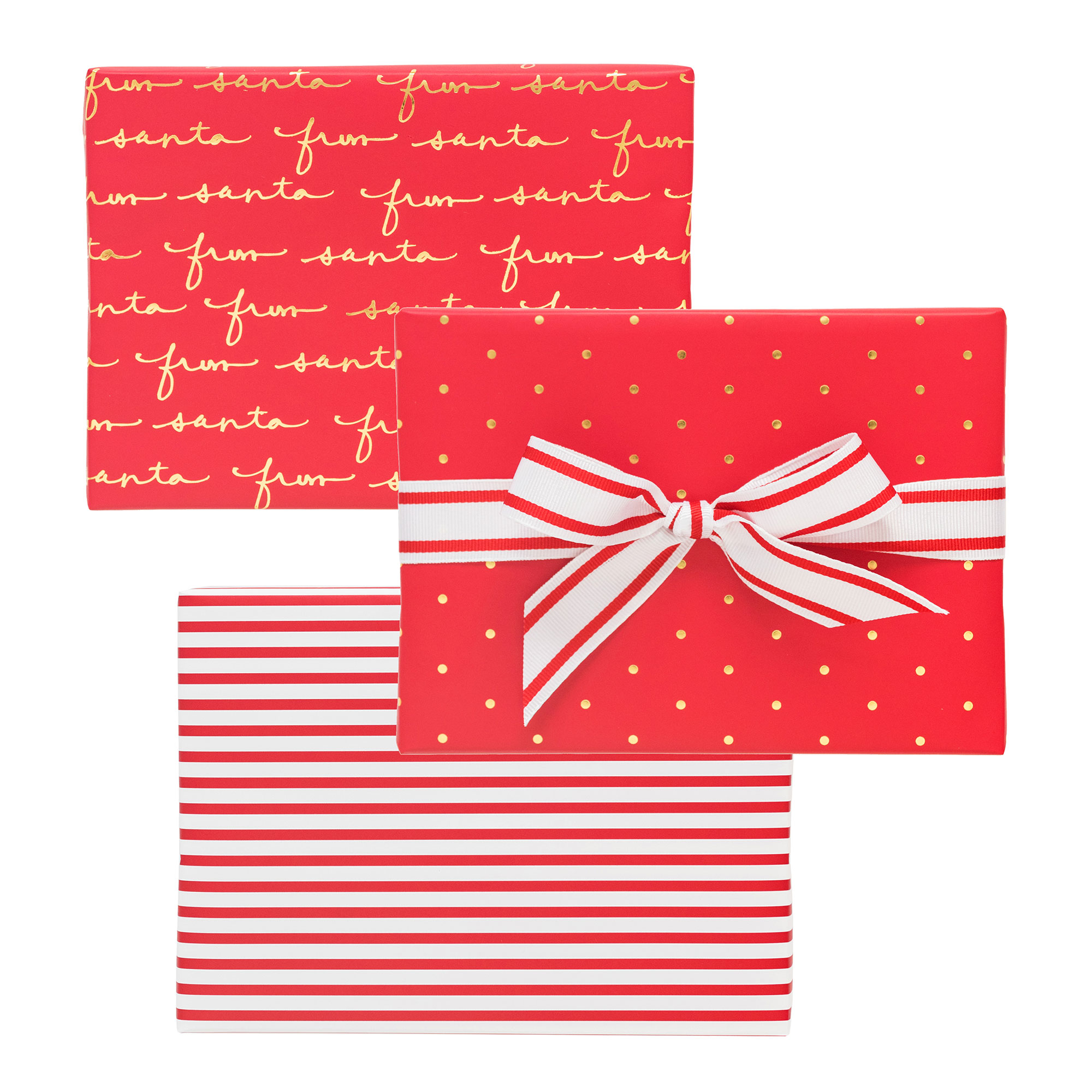 target-holiday-sugar-paper-wrapping-paper-trio