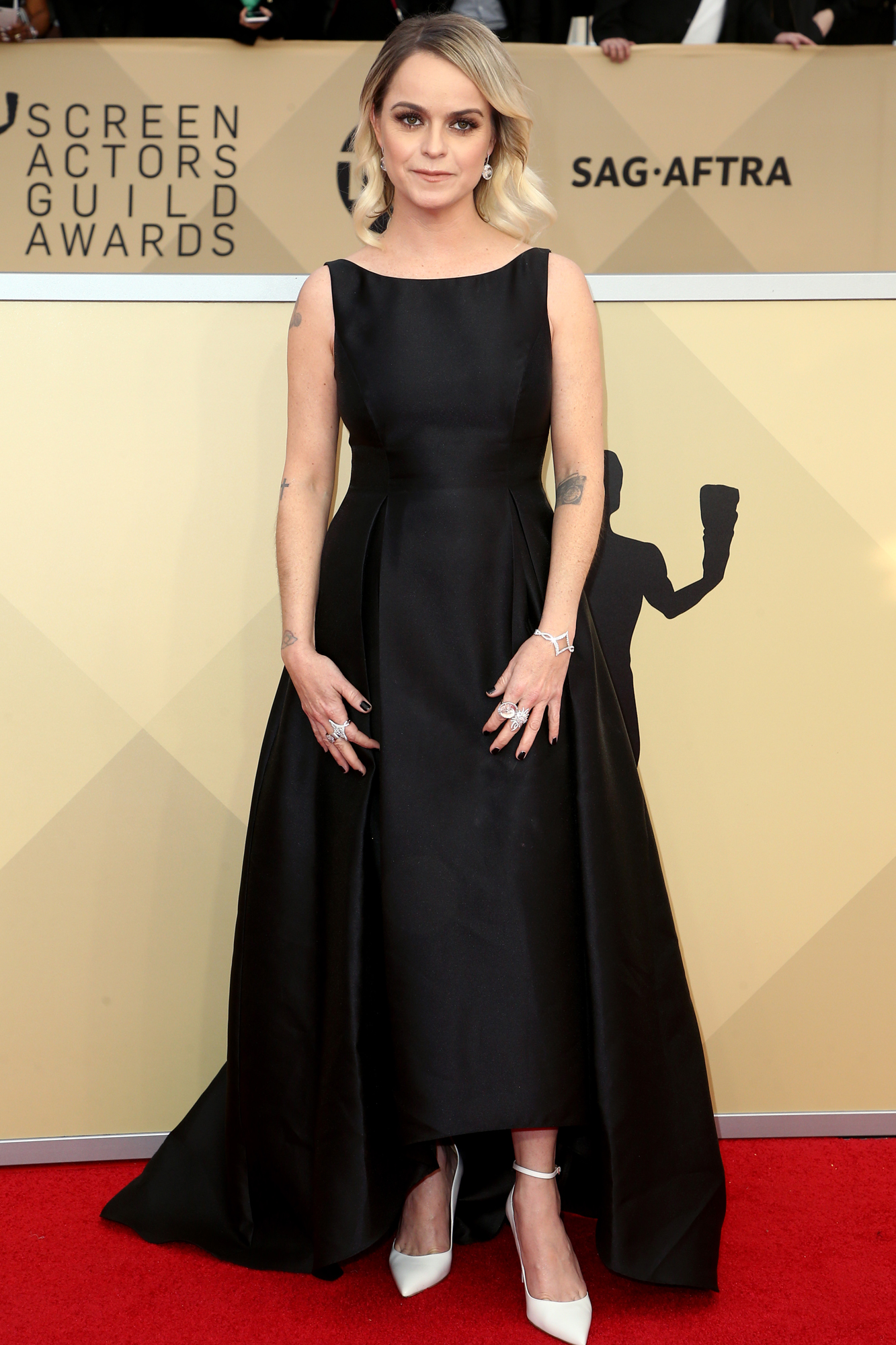 24th Annual Screen Actors Guild Awards, Arrivals, Los Angeles, USA - 21 Jan 2018