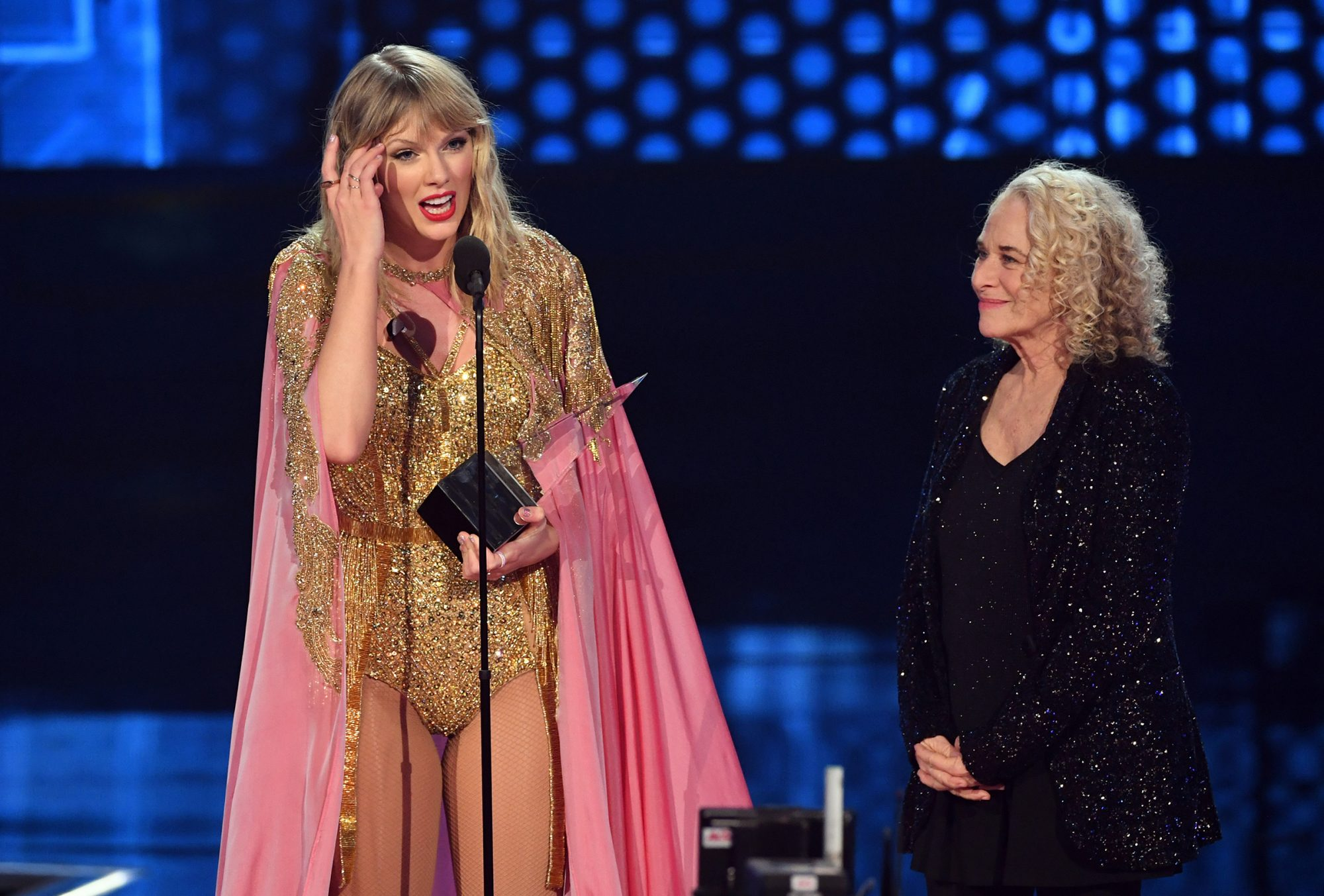Taylor Swift, Carole King