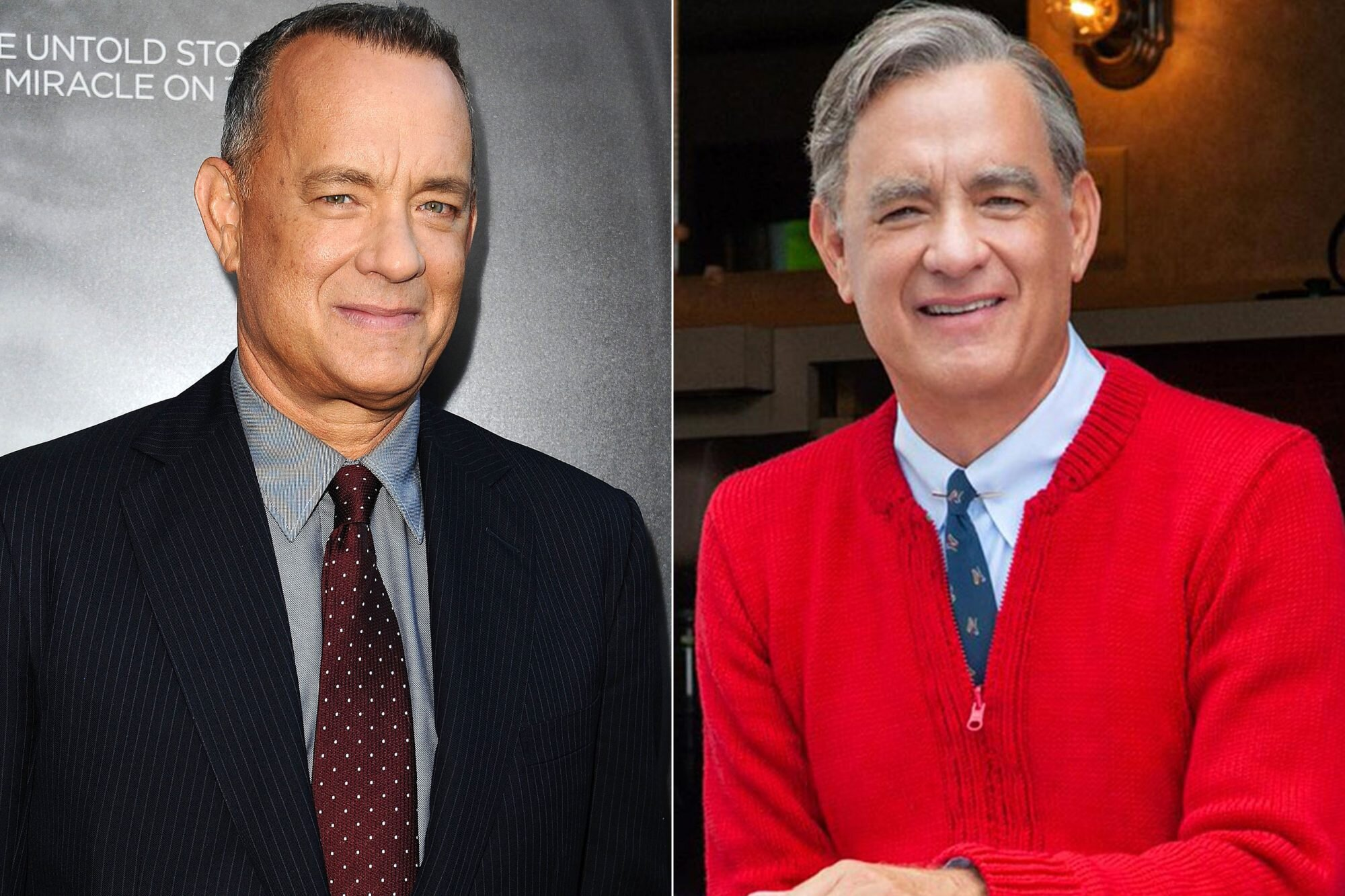 Tom Hanks Says Playing Mr Rogers Was Terrifying People Com