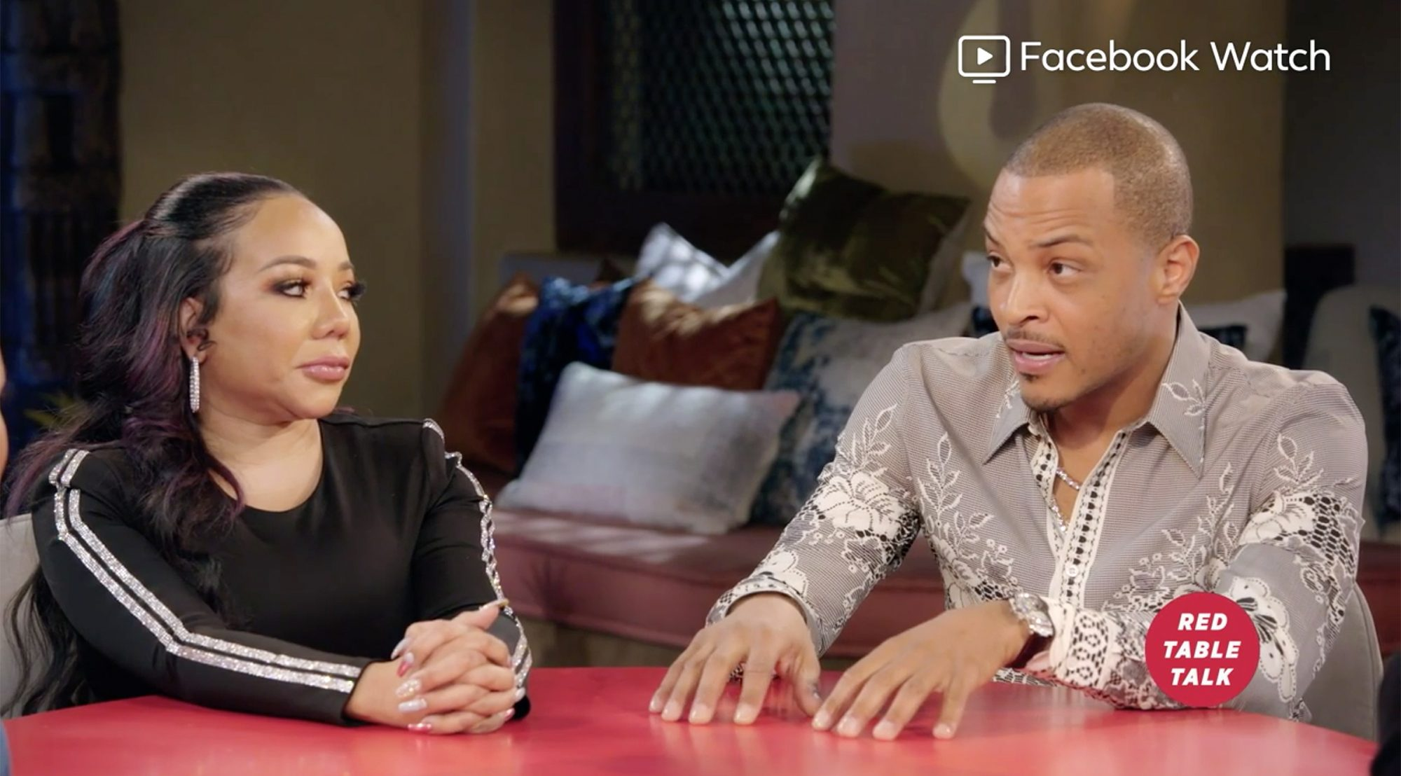 TI and Tiny Red Table Talk