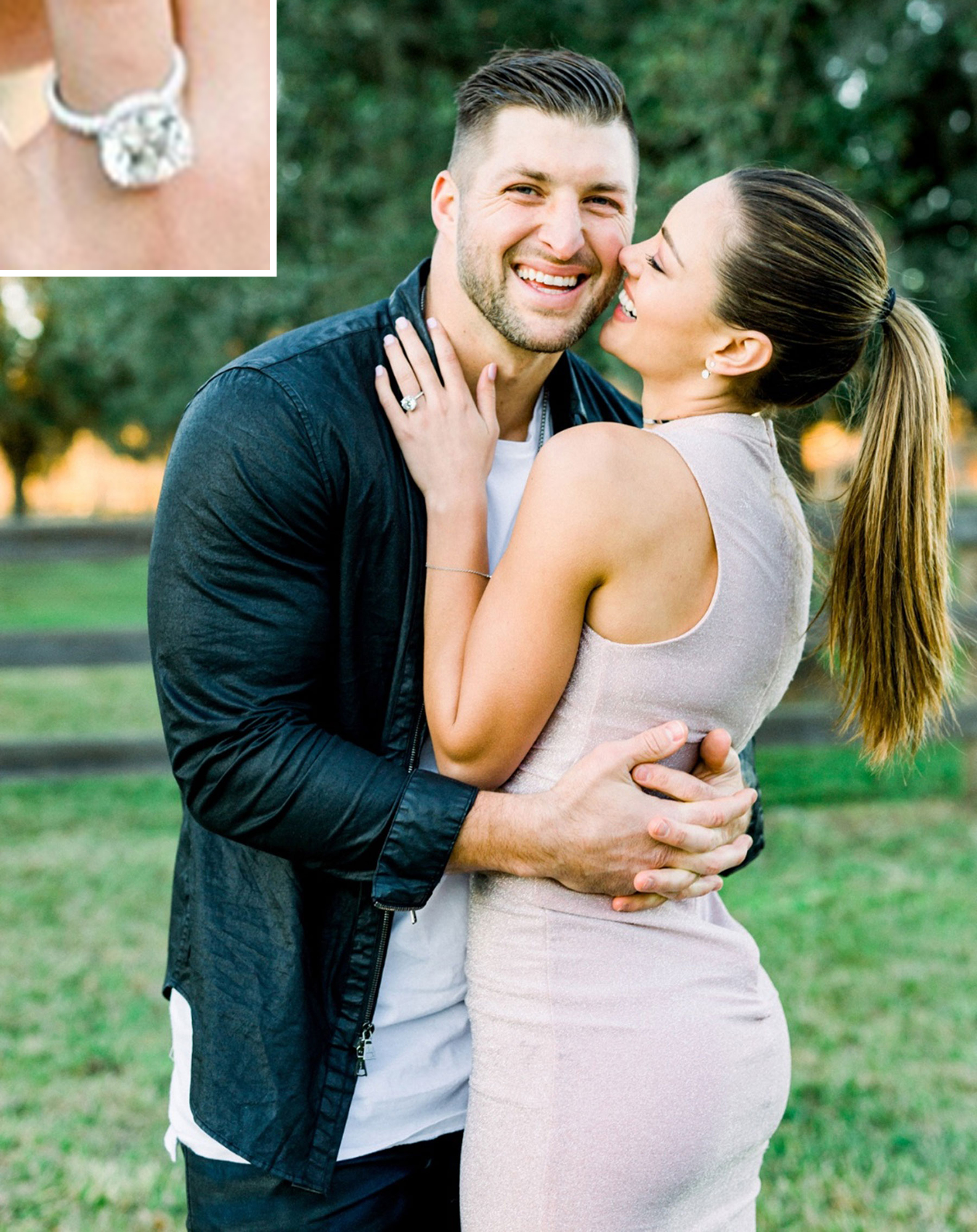 Tim Tebow EngagementCR: Kelly Braman Photography