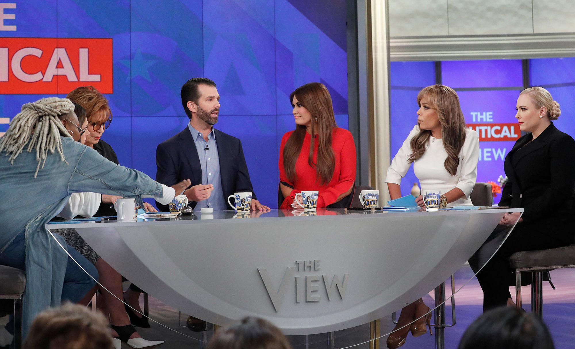 THE VIEW - Donald Trump Jr. and Kimberly Guilfoyle