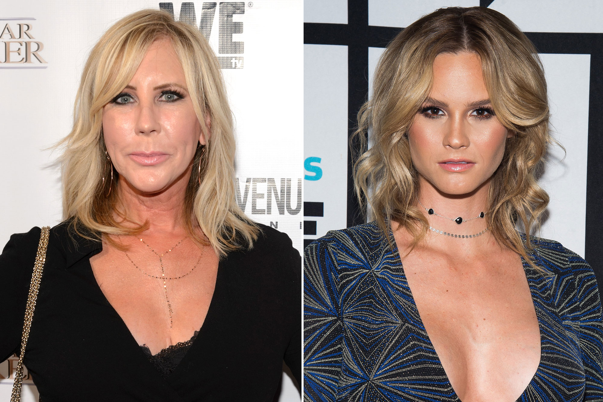 Vicki Gunvalson, Meghan King Edmonds