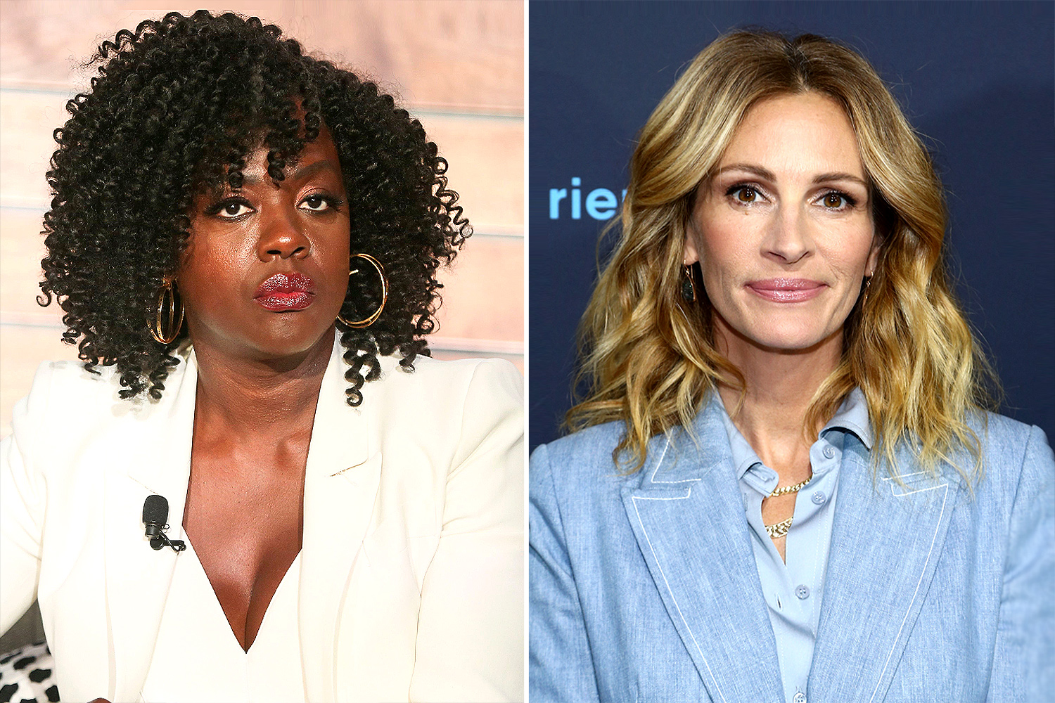 Viola Davis calls Julia Roberts as Harriet Tubman ridiculous