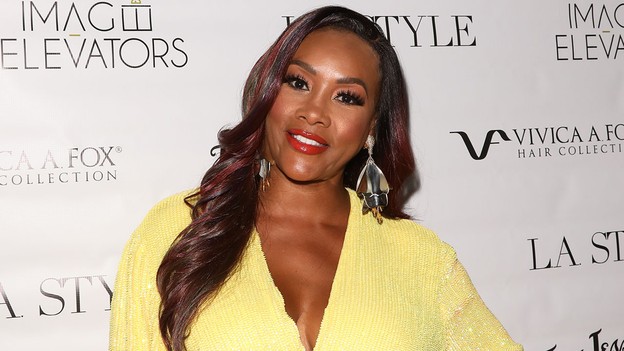 'Empire' Star Vivica A. Fox Loves 'How Harry Protects' Meghan Markle from the Tabloids