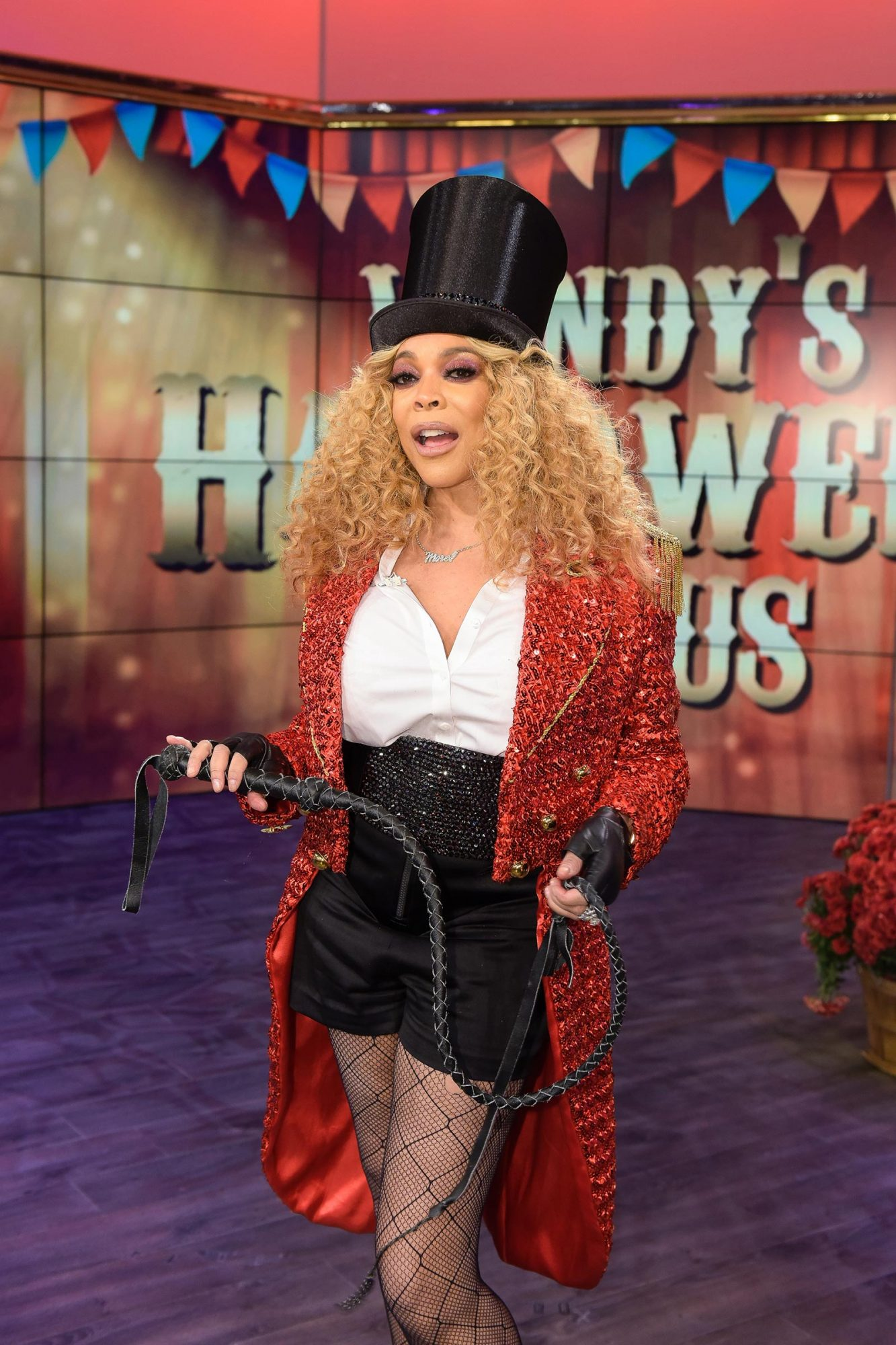 Wendy Williams Halloween
