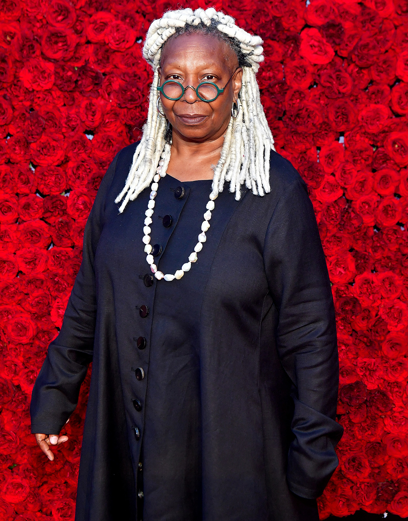 Whoopi Goldberg attends Tyler Perry Studios Grand Opening Gala