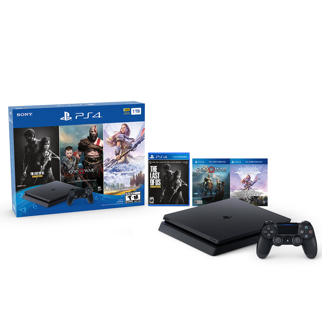 PS4 post-cyber monday sales