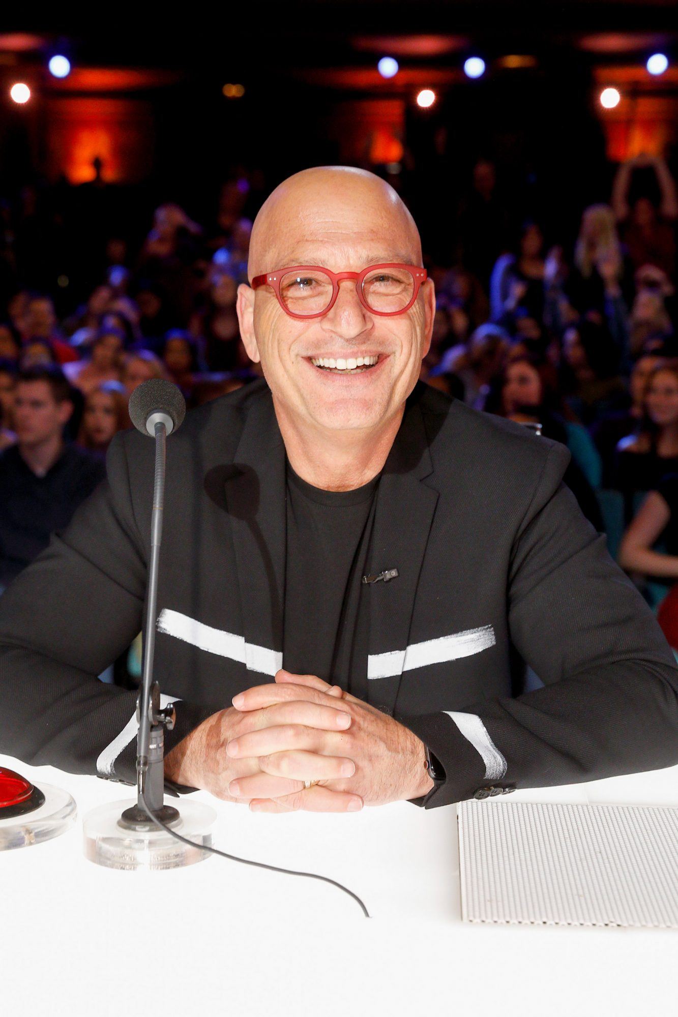 "AMERICA'S GOT TALENT -- ""Auditions 2"" Episode 1402 -- Pictured: Howie Mandel"