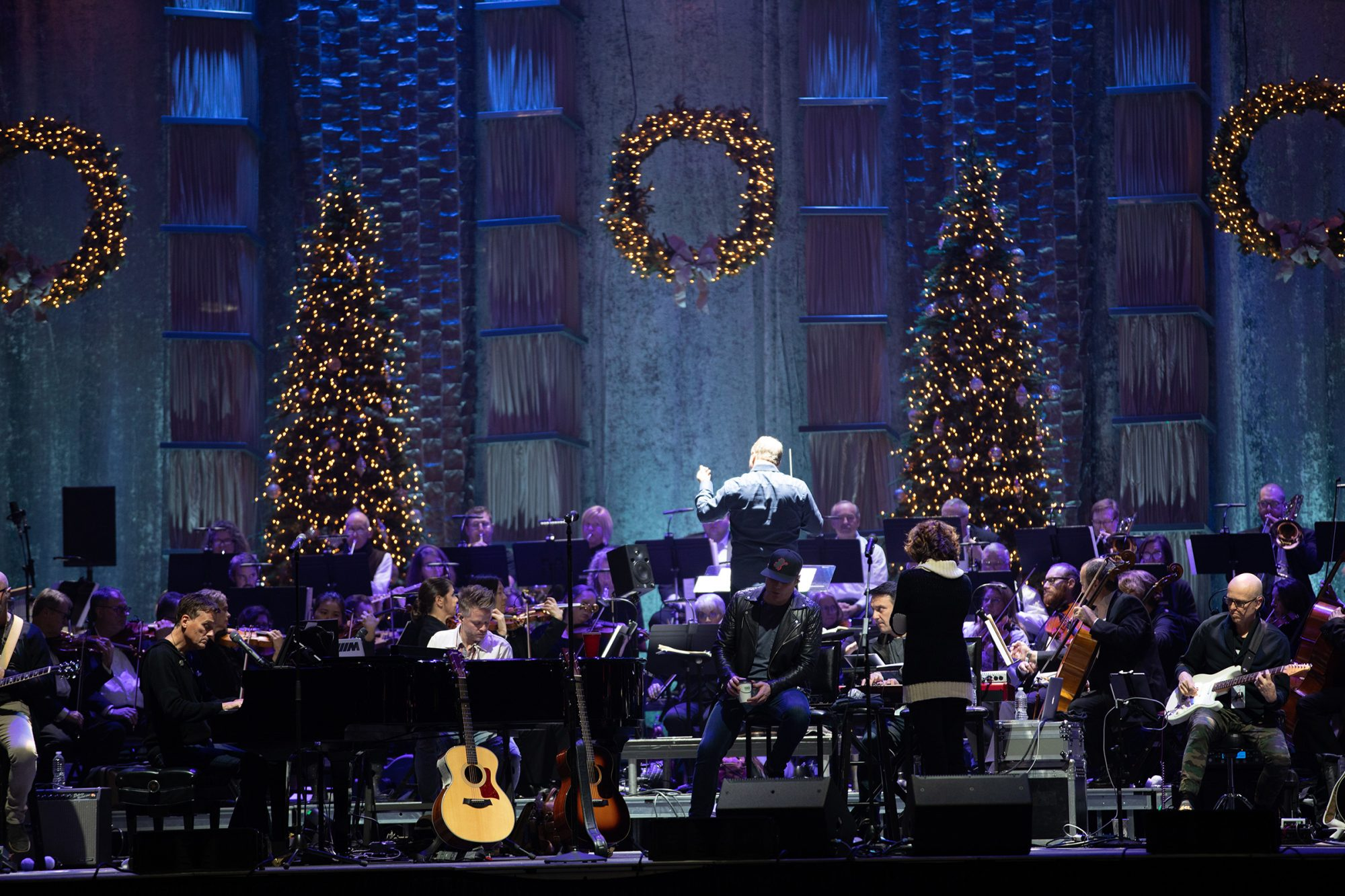 Amy Grant and Michael W. Smith Christmas Tour Photo Diary