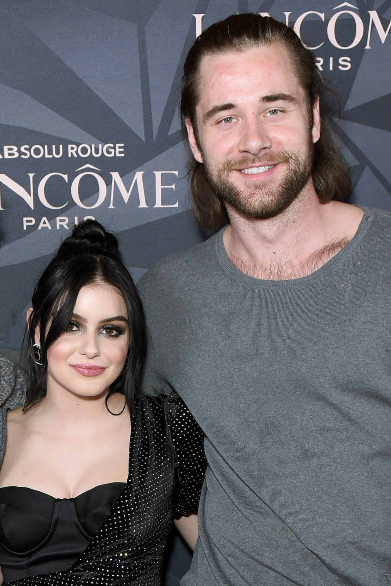 Ariel Winter and Luke Benward