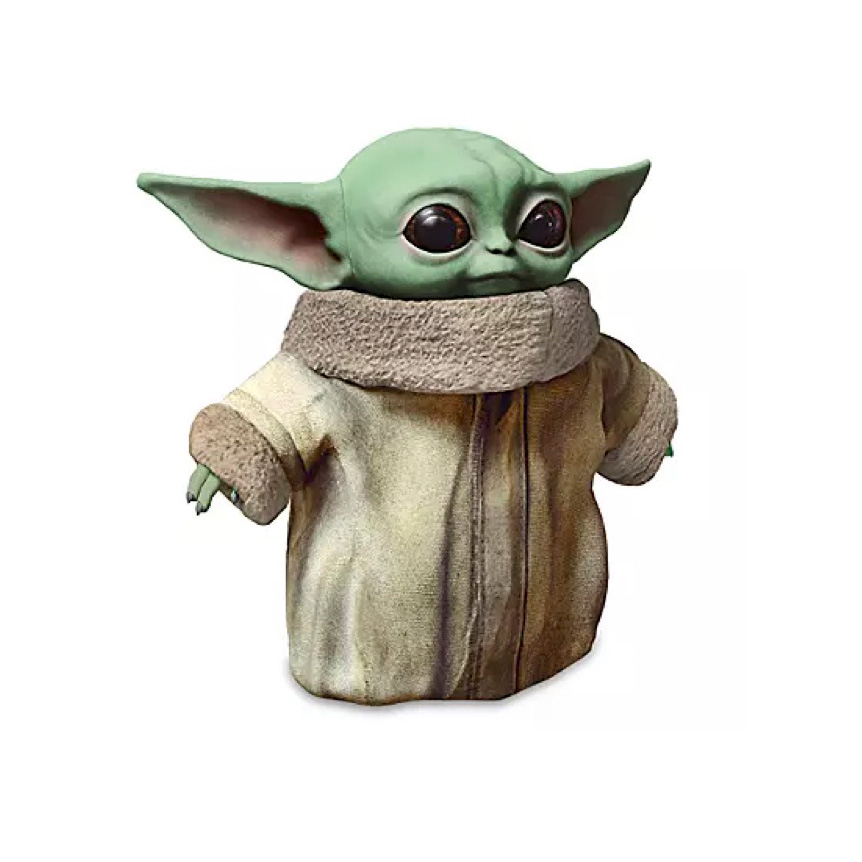 Baby Yoda - The Child Plush by Mattel – Star Wars: The Mandalorian – 11'' – Pre-Order