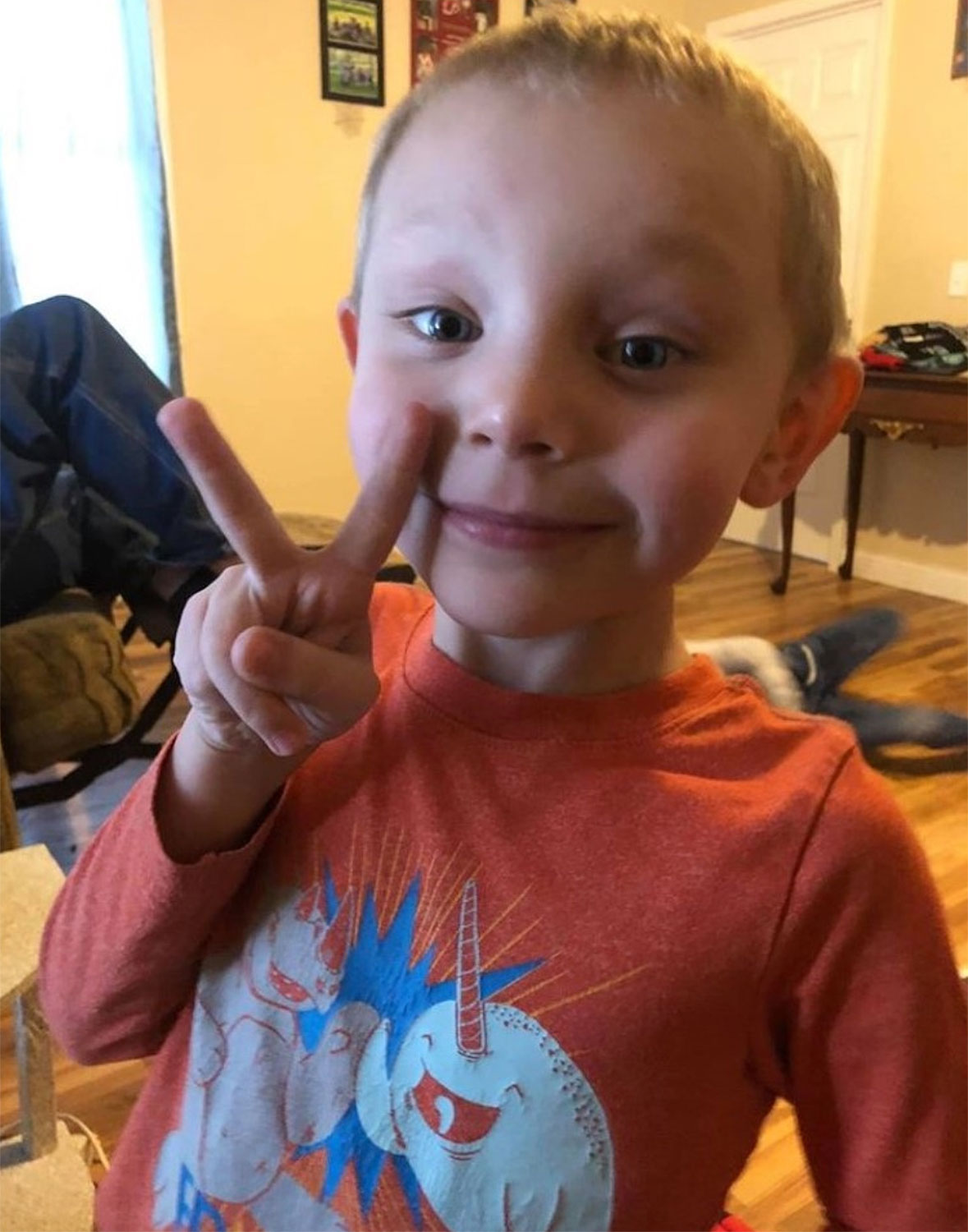 5-Year-Old Michigan Boy With Autism Is Missing, Was Last Seen Playing in Yard