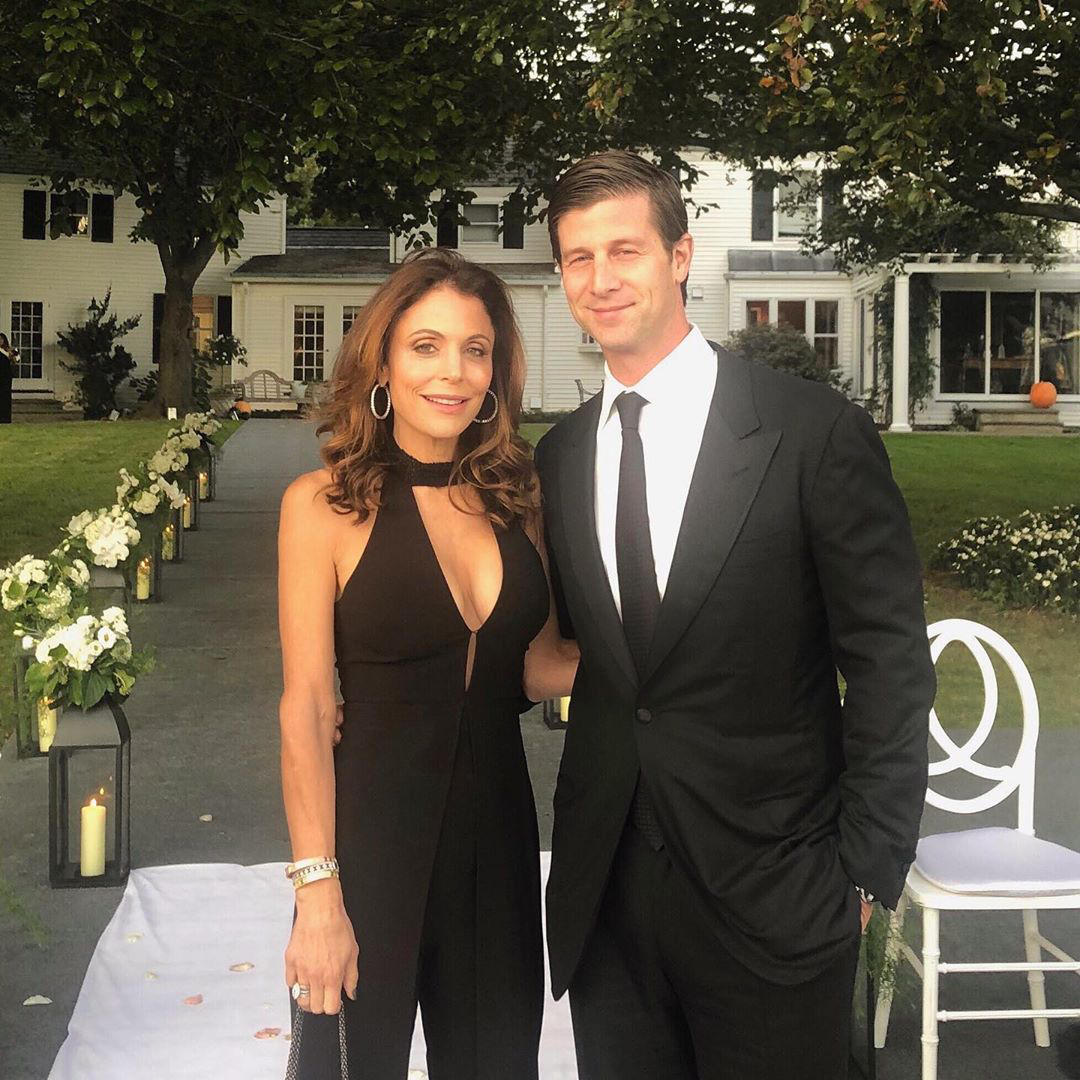 bethenny frankel instagram with boyfriend