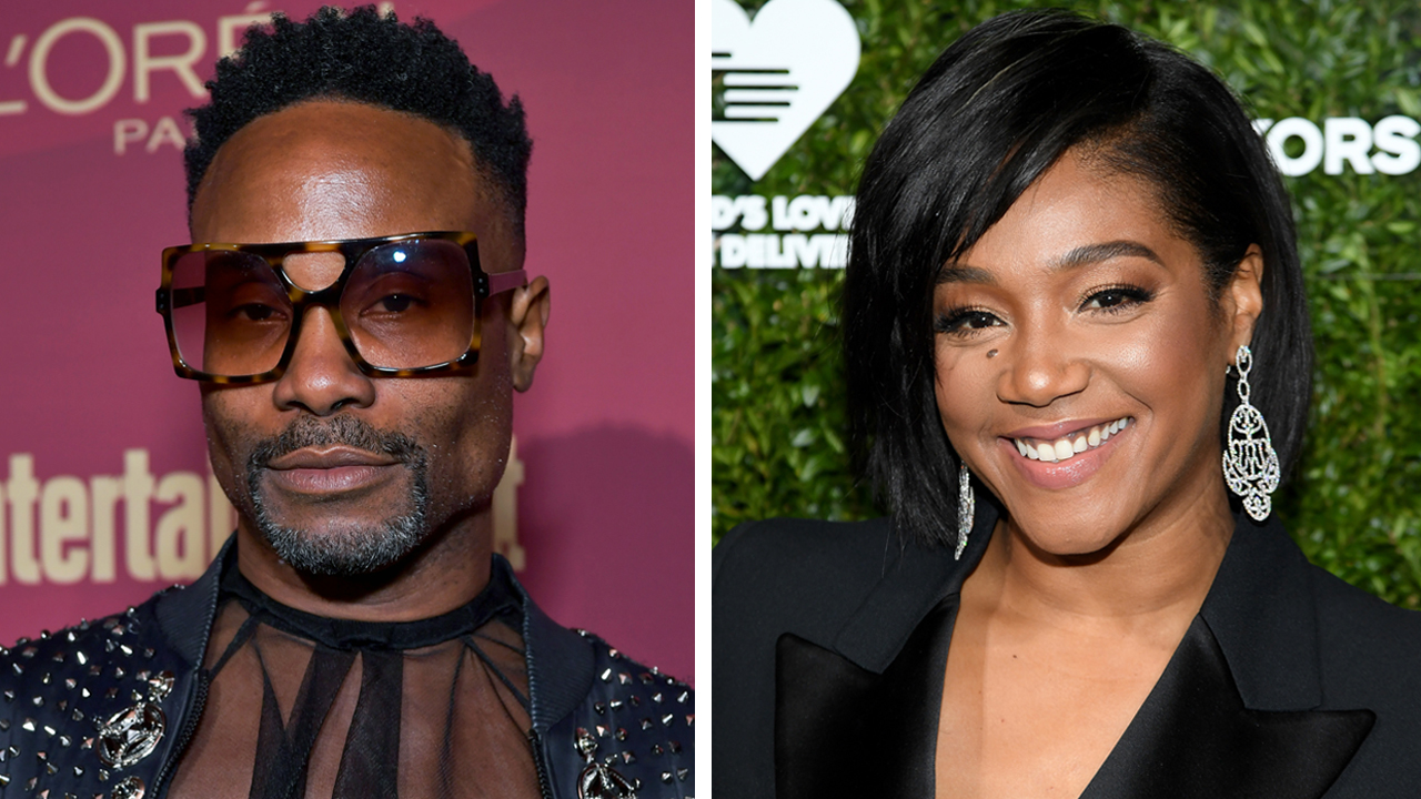 Billy Porter Says Tiffany Haddish Was 'Motherly' Filming 'Like a Boss': 'She Cooked Every Sunday'