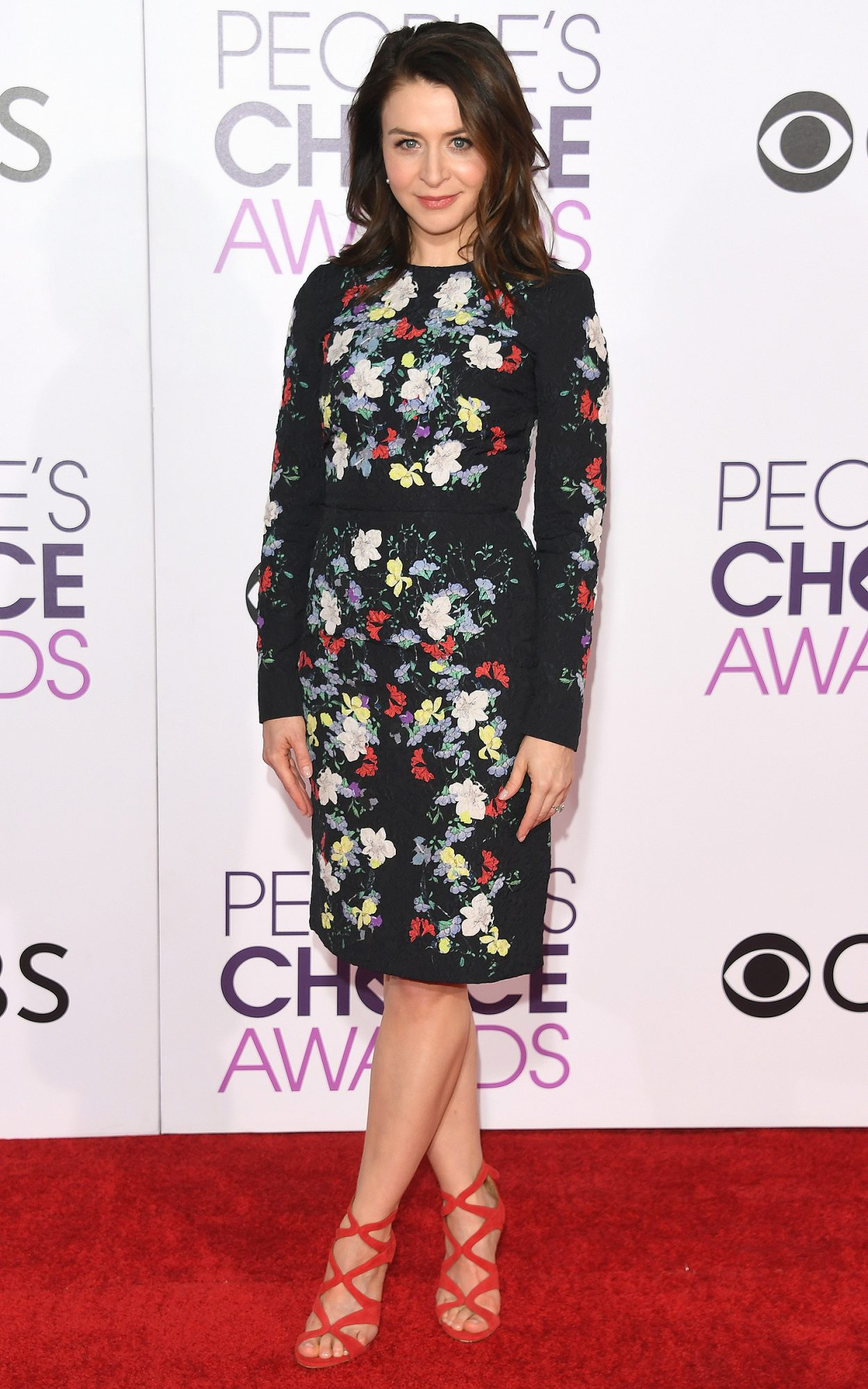 People's Choice Awards 2017 - Arrivals