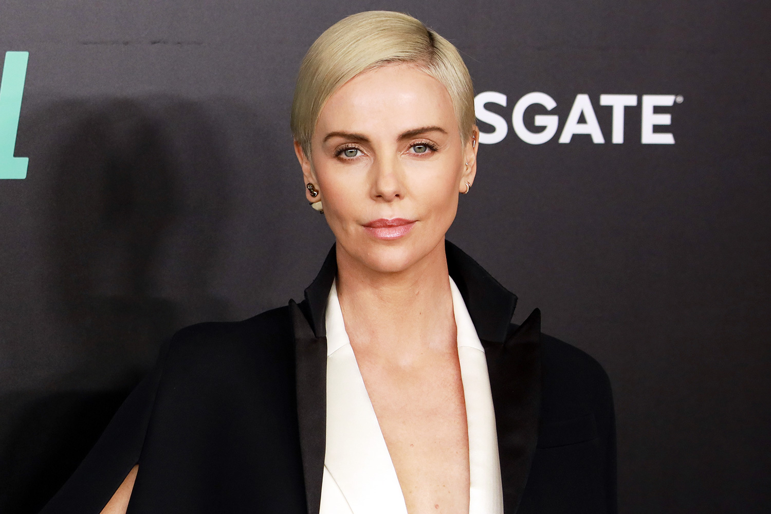 "Charlize Theron attends ""Bombshell"" New York Screening at Jazz at Lincoln Center on December 16, 2019 in New York City"