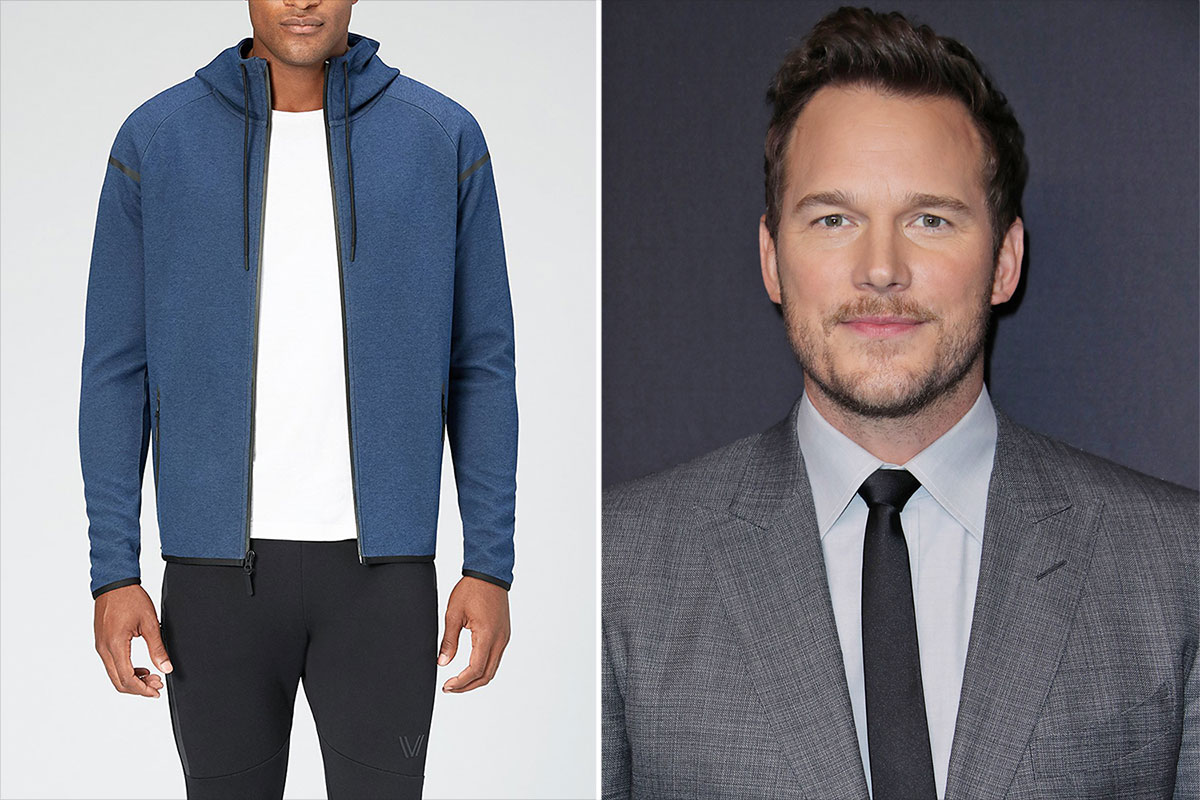 Chris Pratt Amazon store