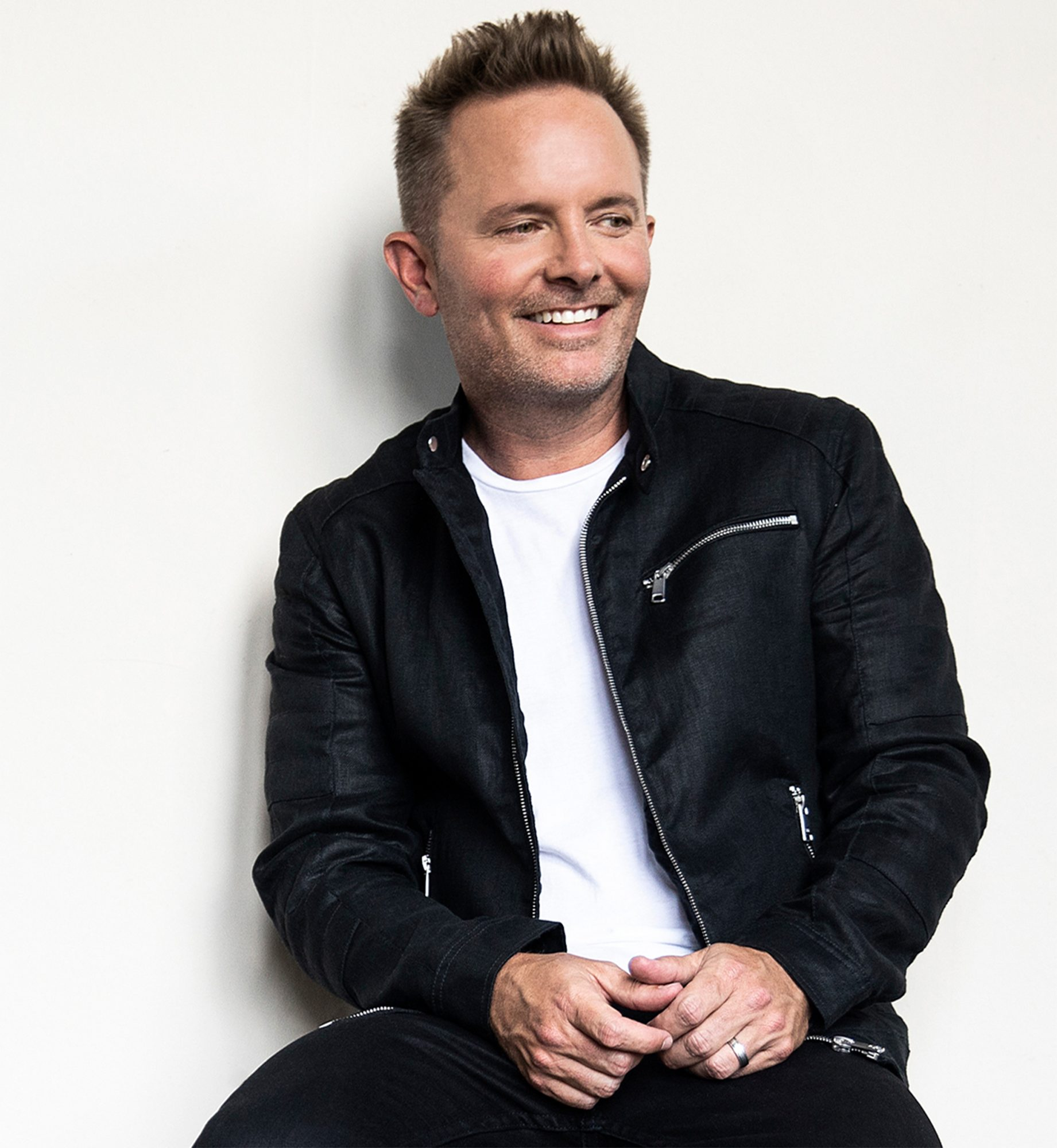 Chris Tomlin Teases 'New Elements' of Annual Christmas Tour — and Talks Budding Friendship with FGL's Tyler Hubbard