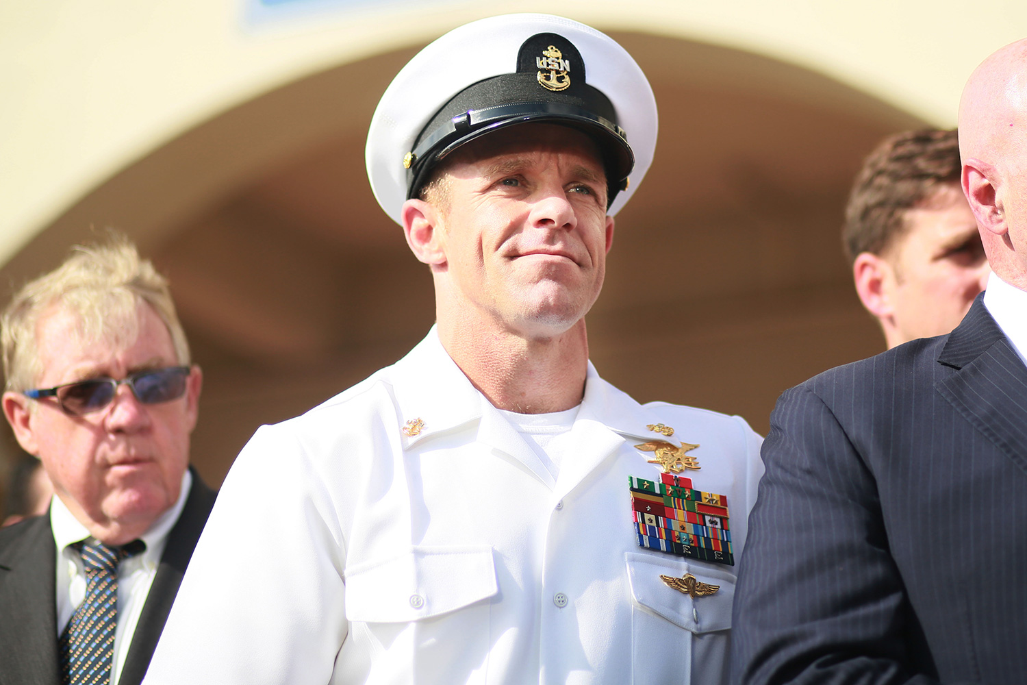 Navy Special Operations Chief Edward Gallagher