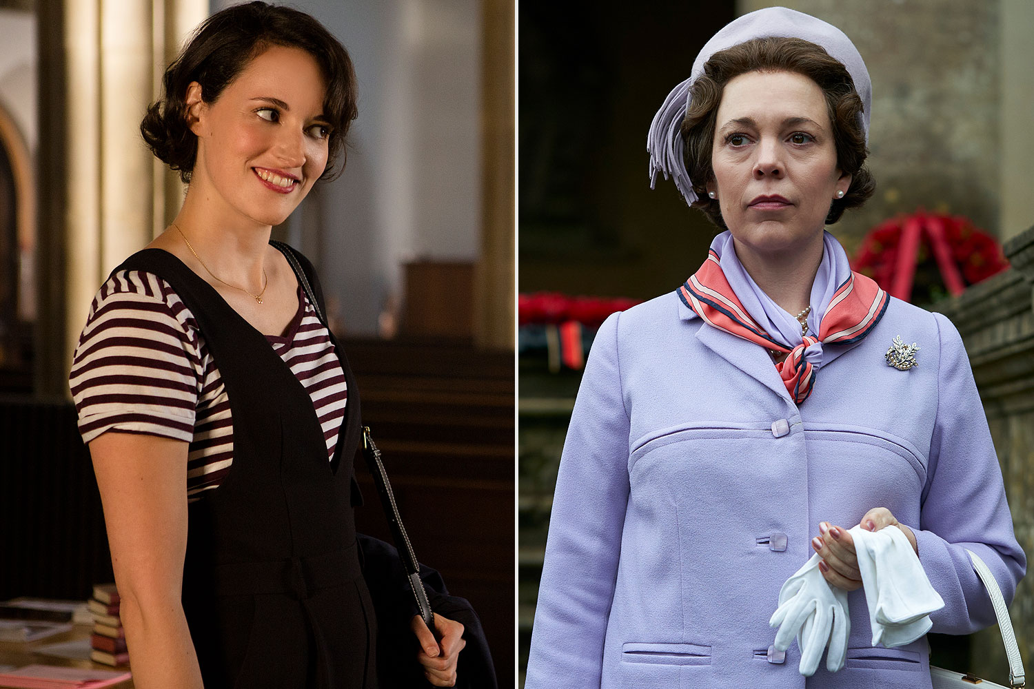 Fleabag, The Crown