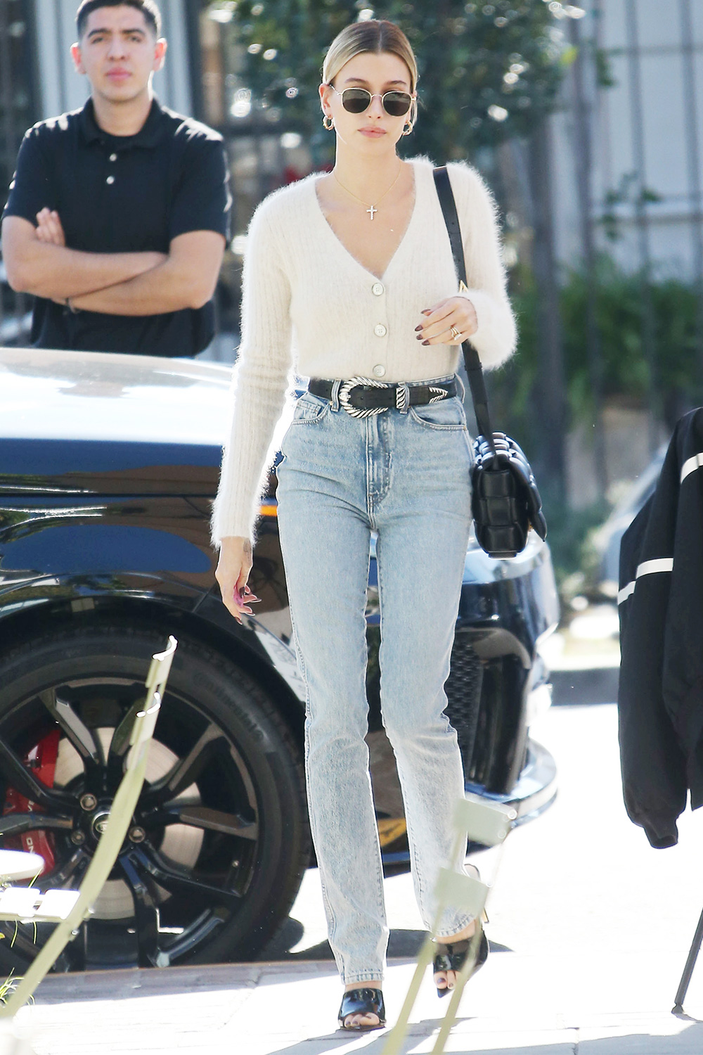 Hailey Bieber out and about, Los Angeles, USA - 26 Dec 2019