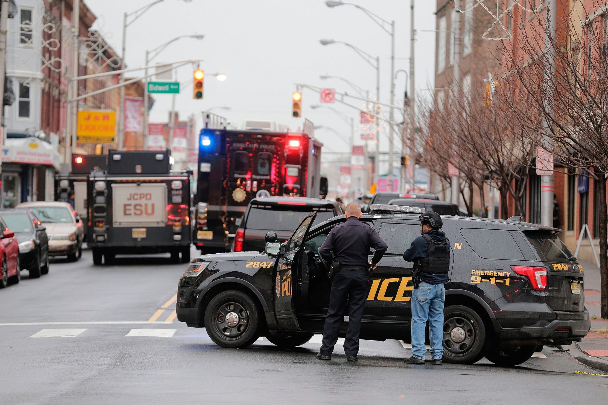 Jersey City active shooter