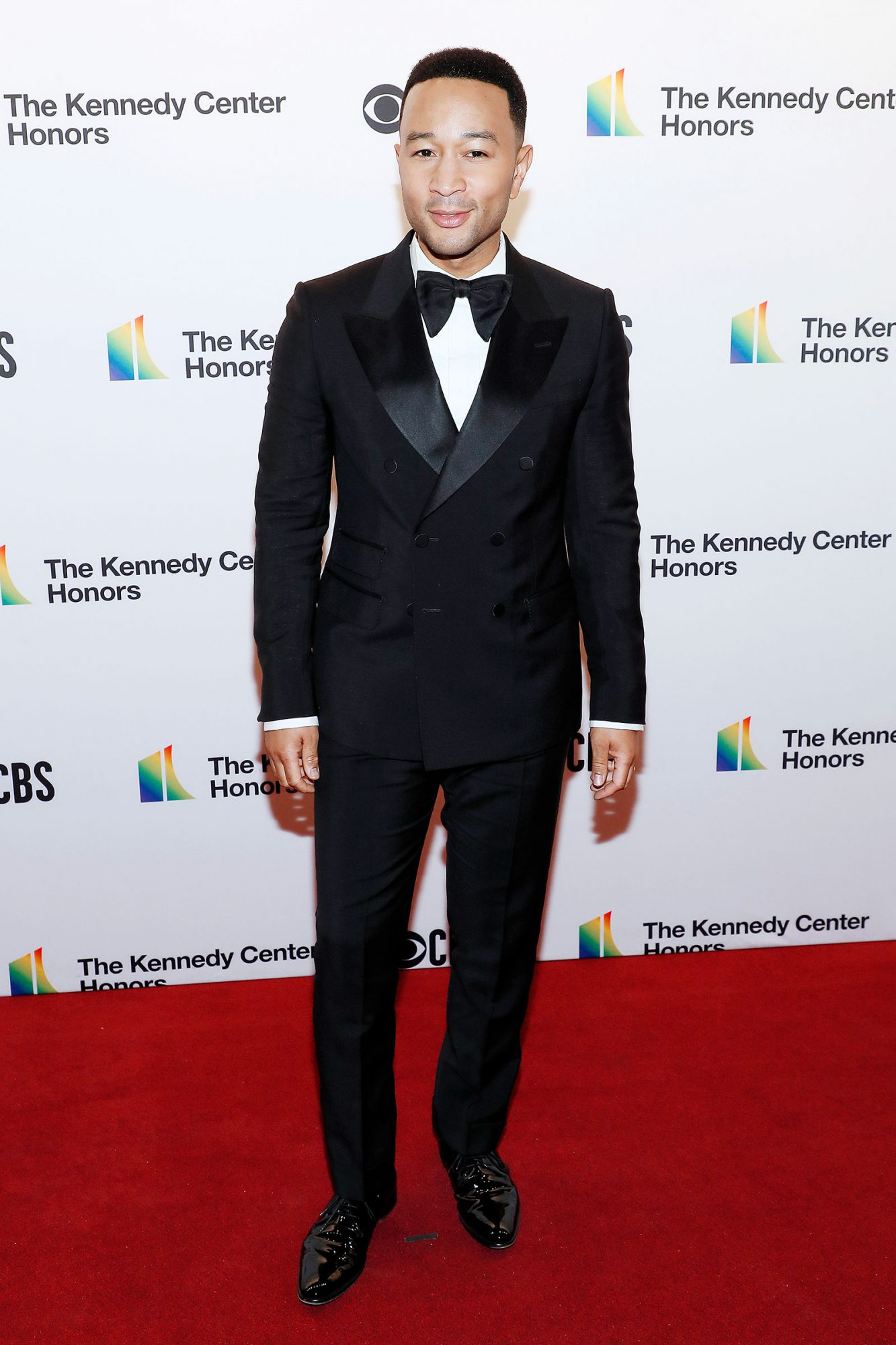 John Legend attends the 2019 Kennedy Center Honors at The Kennedy Center on December 08, 2019 in Washington, DC.
