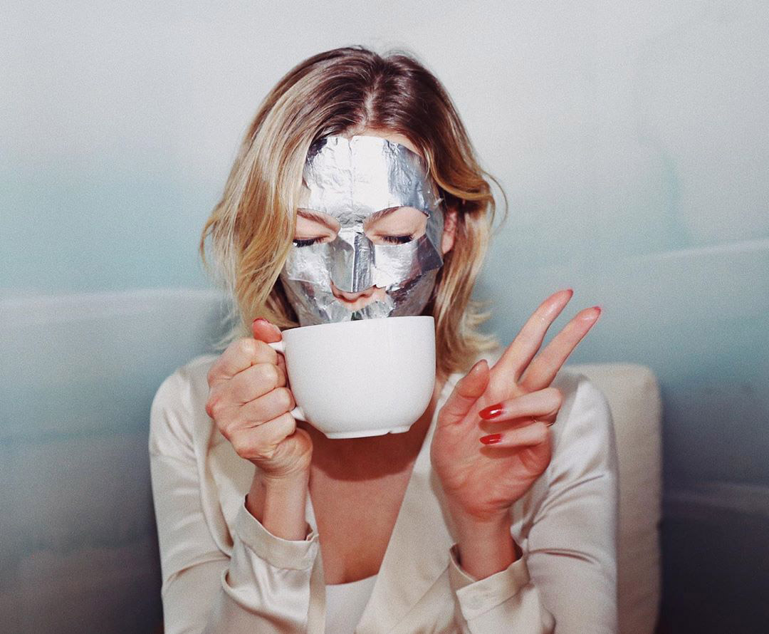 Karlie Kloss Face Mask