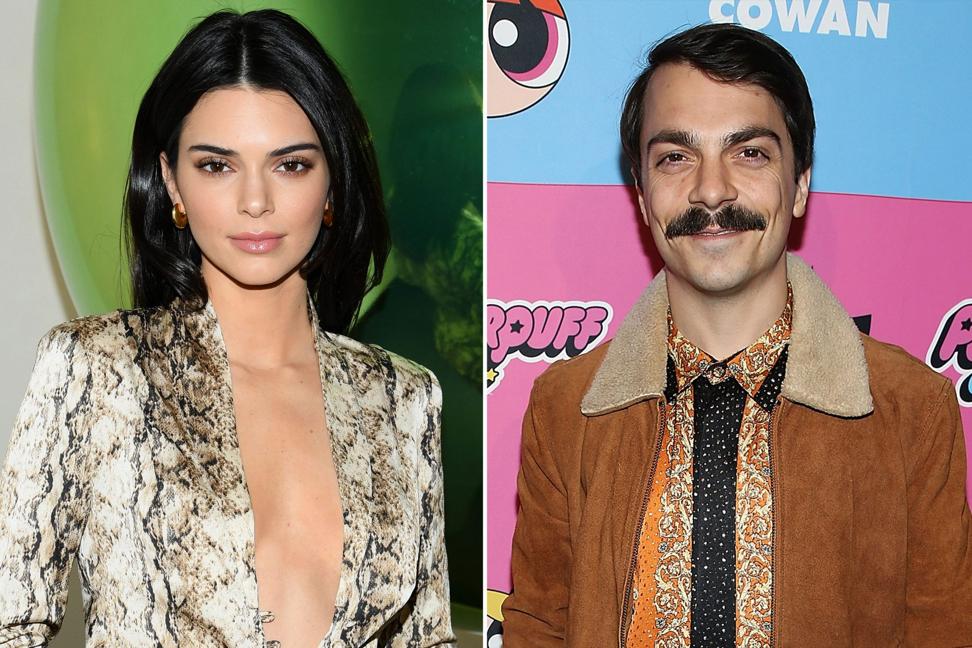 Kendal Jenner. and Kirby Jenner