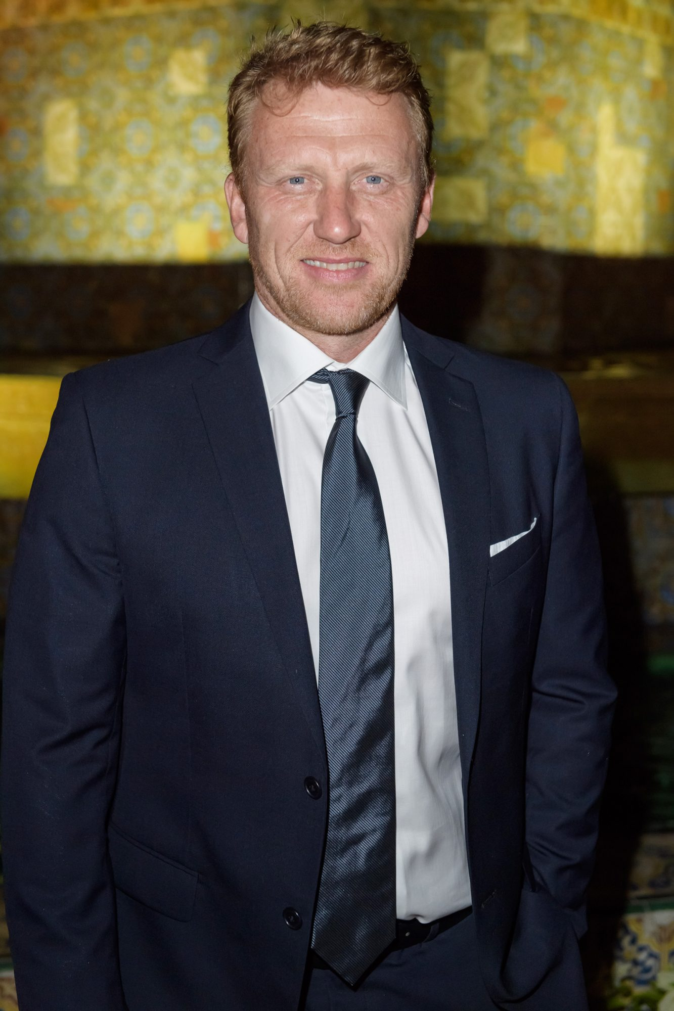 Kevin McKidd attends the 30TH Annual Chris Evert Pro-Celebrity Tennis Classic Gala & Dinner at Boca Raton Resort & Club on November 23, 2019 in Boca Raton, Florida