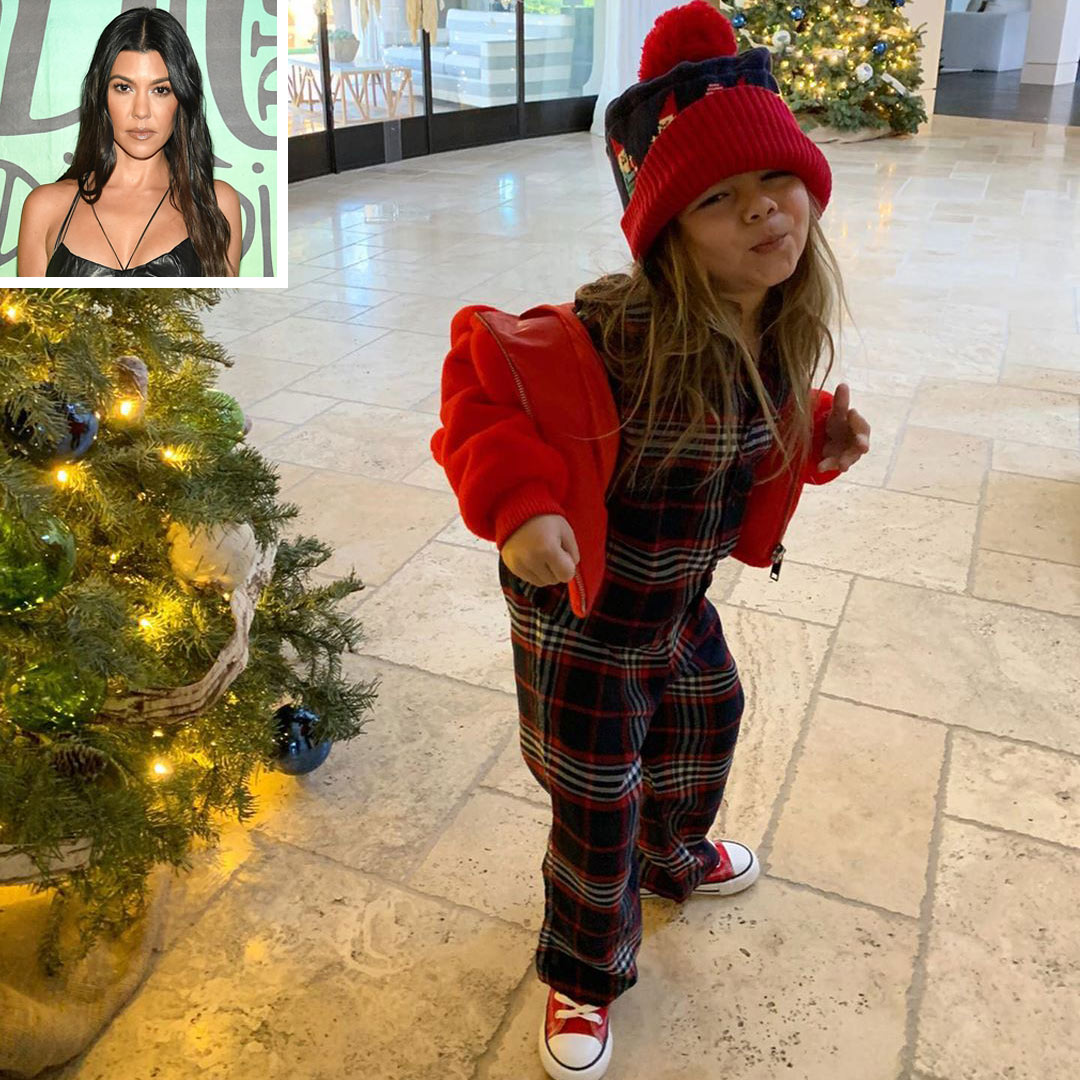 Kourtney Kardashian and Reign