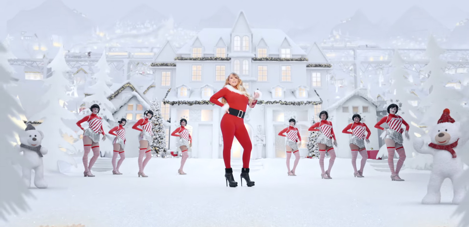 Mariah Carey - All I Want for Christmas Is You