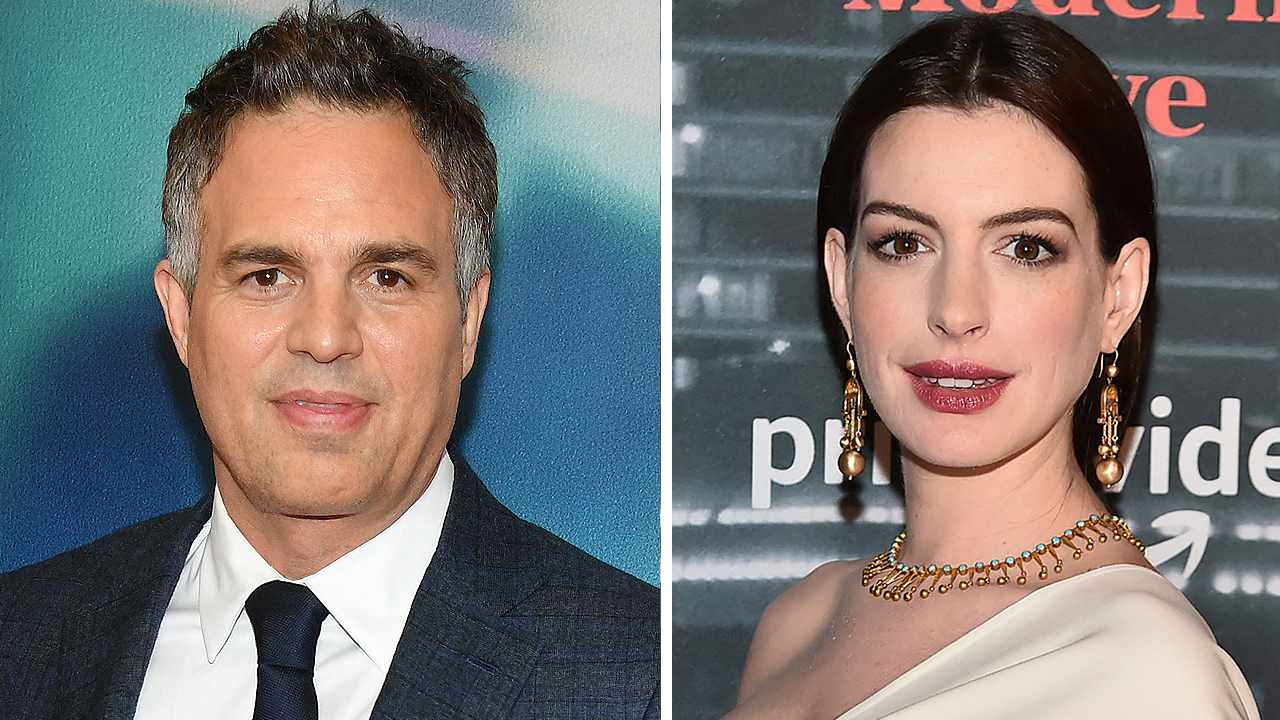 Mark Ruffalo Reveals How 'Dark Waters' Costar Anne Hathaway Helped During 'Crisis of Confidence'