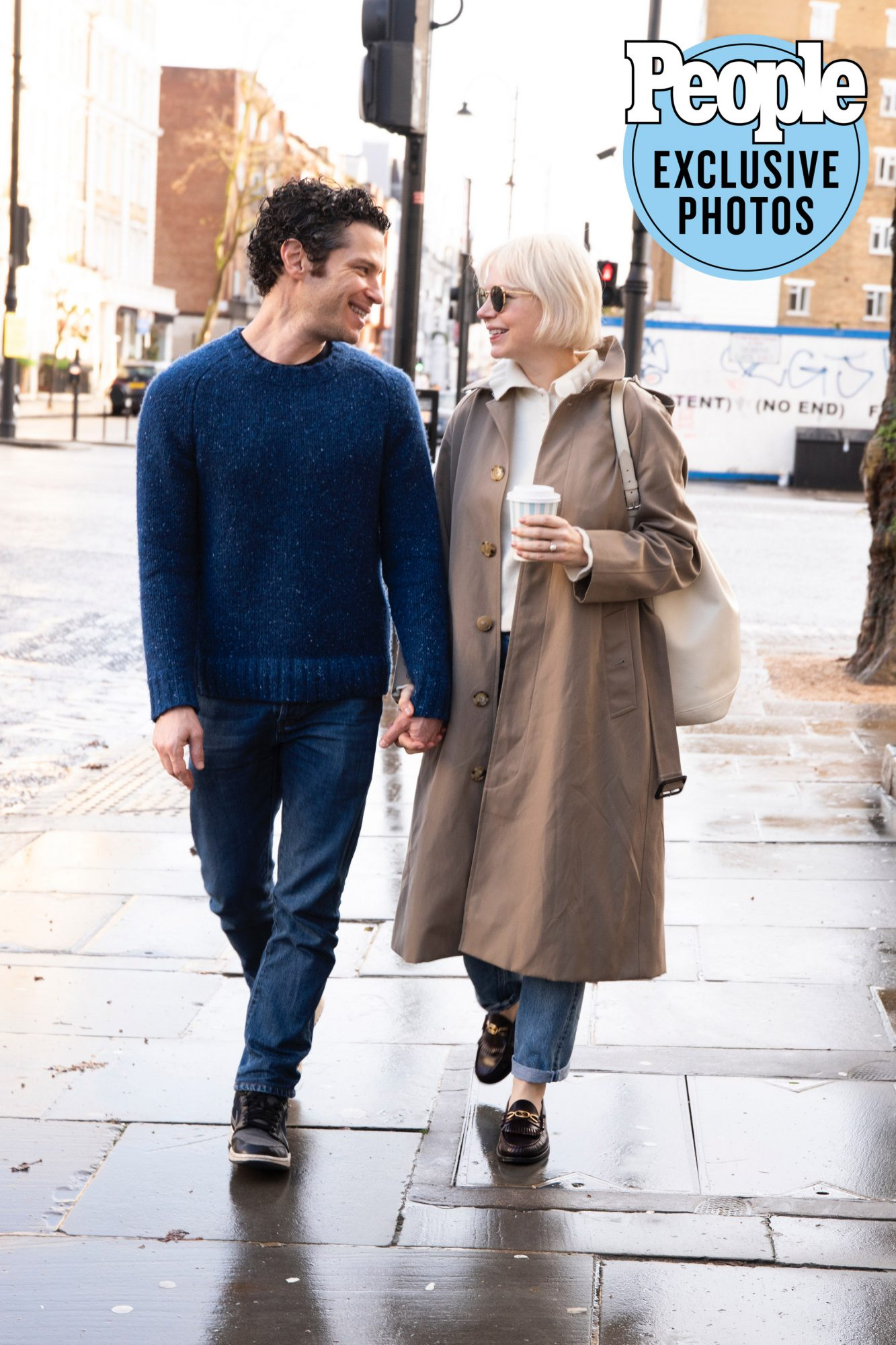 Thomas Kail, Michelle Williams